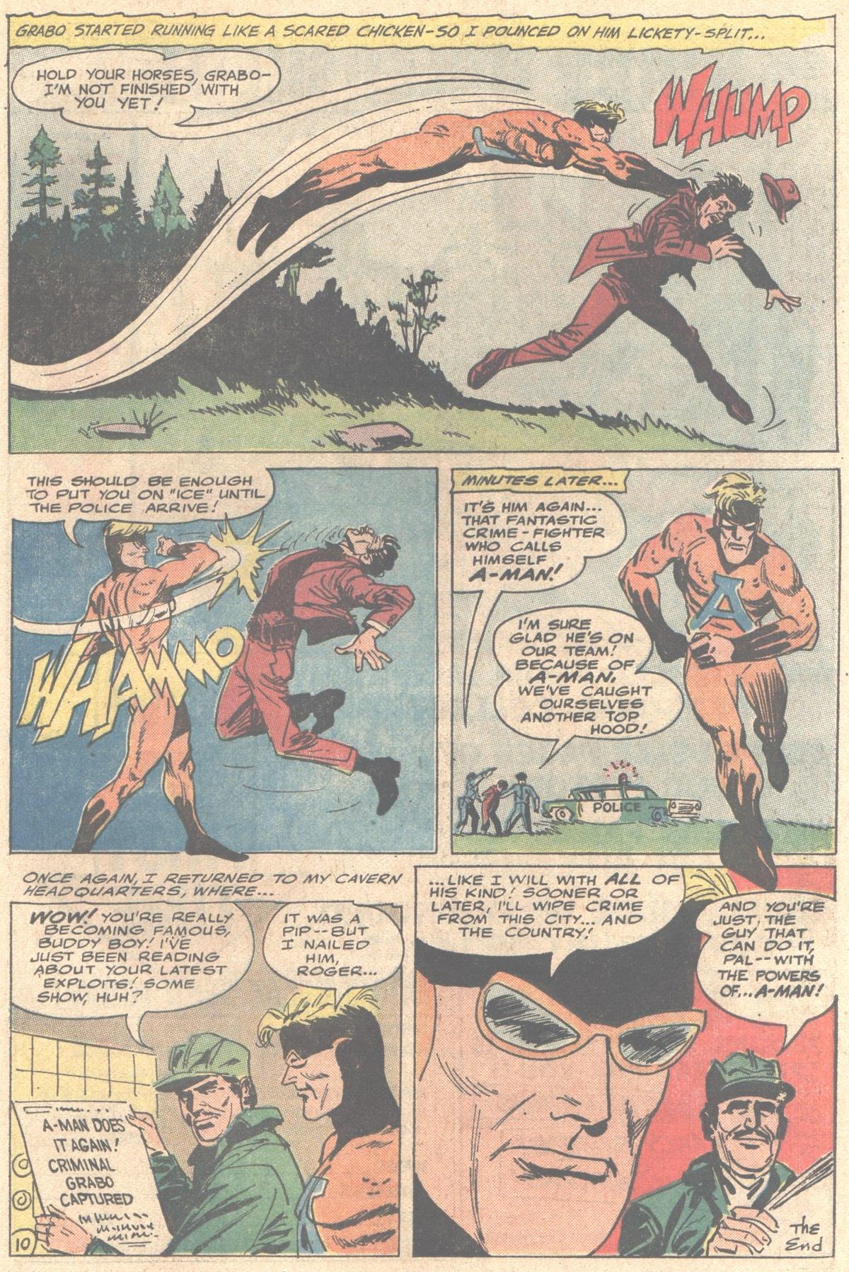 Read online Adventure Comics (1938) comic -  Issue #420 - 25
