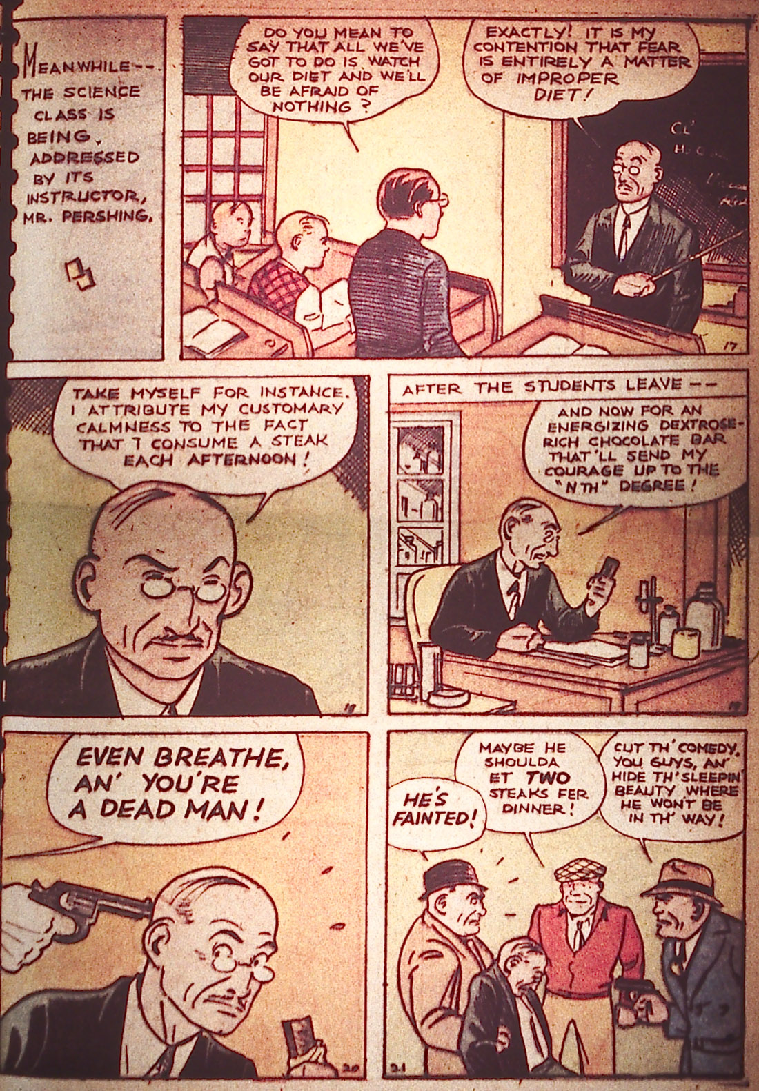 Read online Detective Comics (1937) comic -  Issue #5 - 7