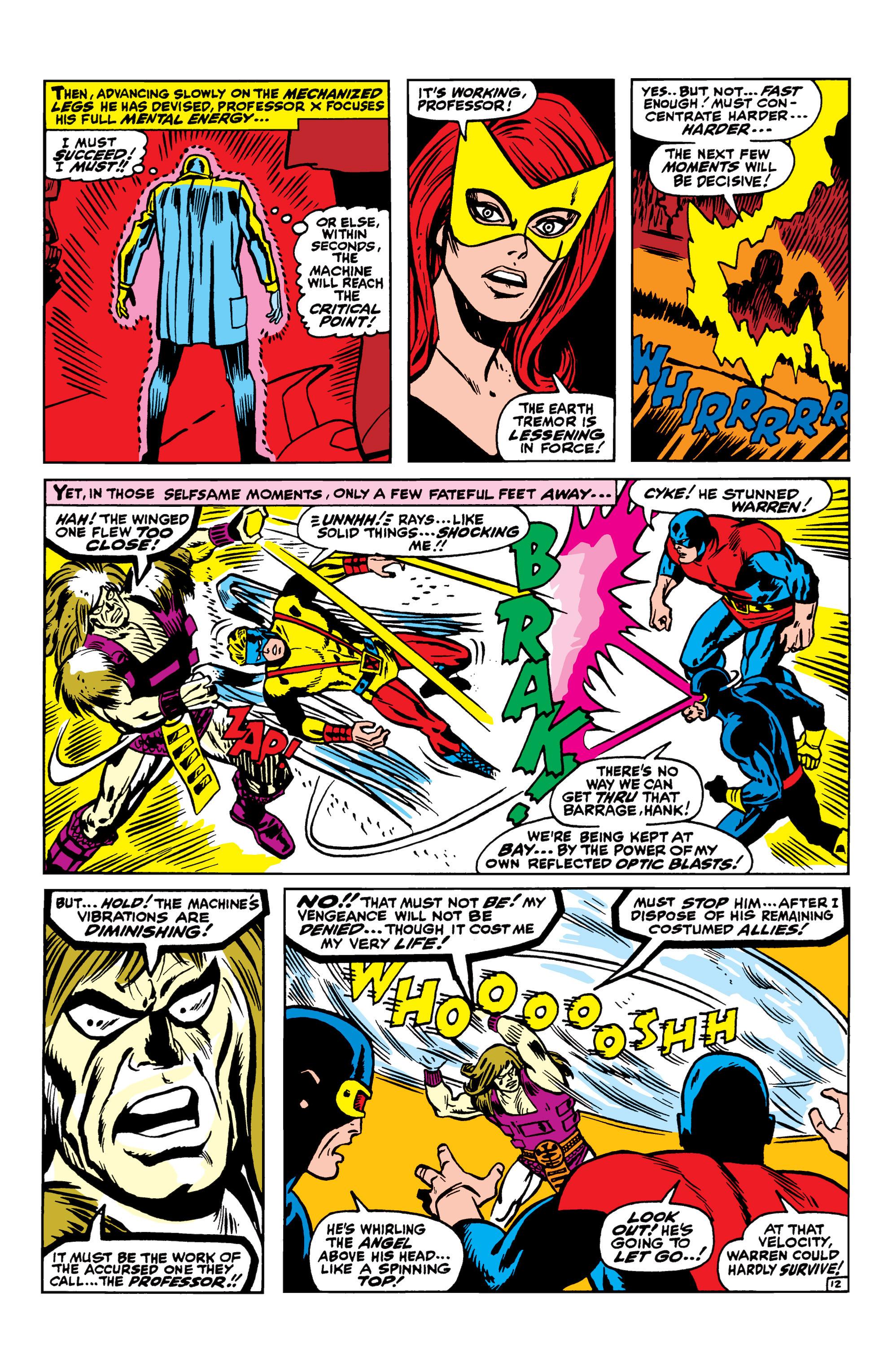 Read online Uncanny X-Men (1963) comic -  Issue #42 - 13