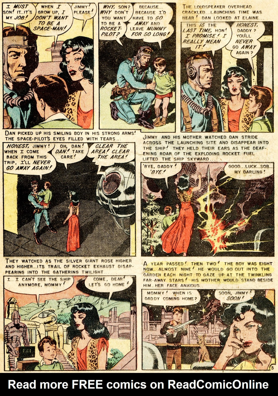Weird Fantasy (1951) issue 13 - Page 25
