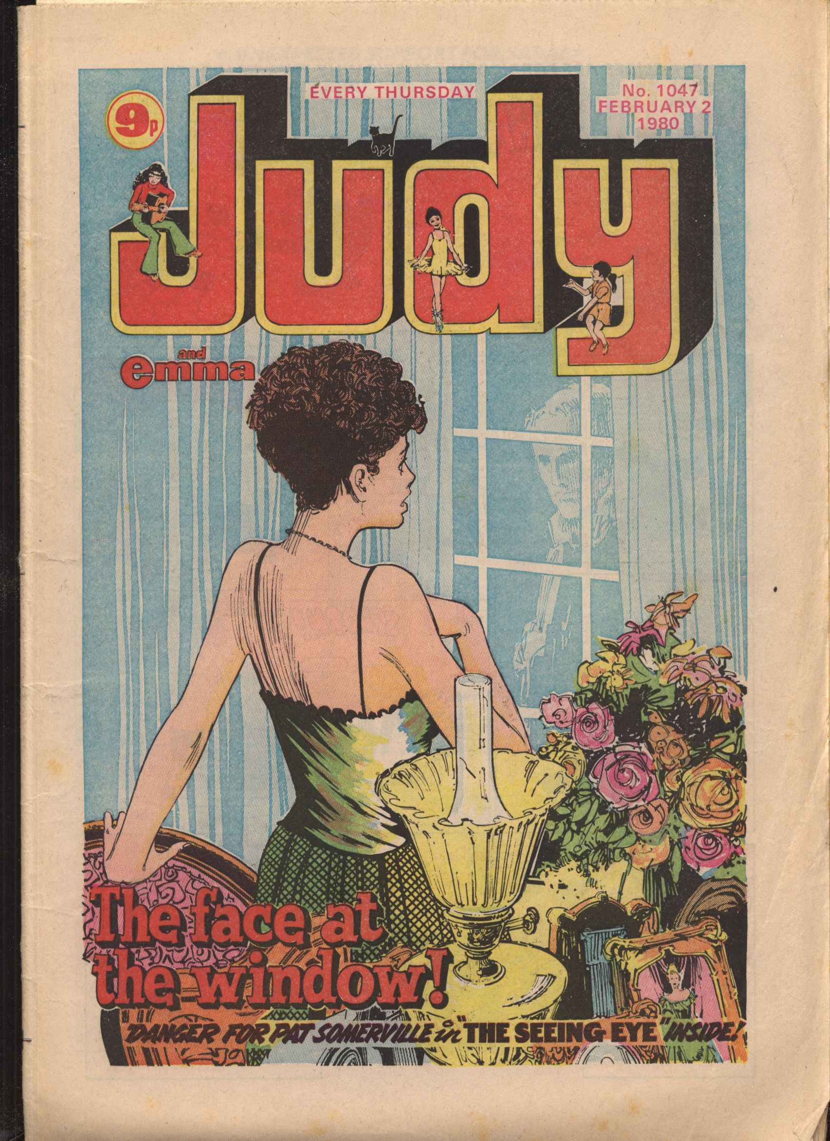 Read online Judy comic -  Issue #1047 - 1