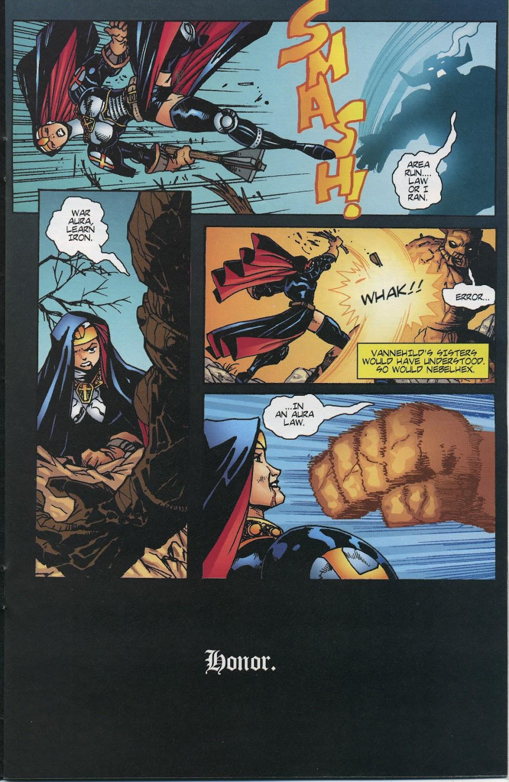 Warrior Nun Areala (1997) Issue #6 #6 - English 11