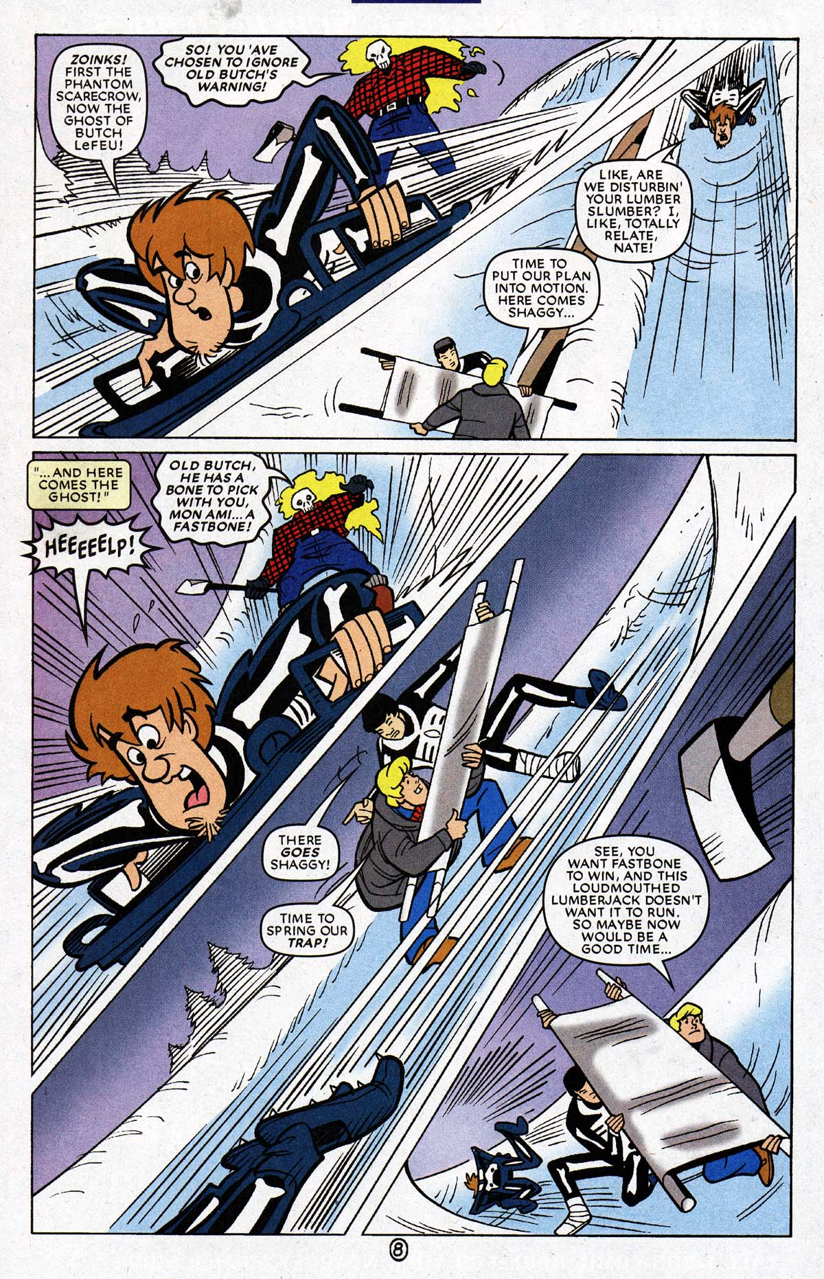 Read online Scooby-Doo (1997) comic -  Issue #69 - 19