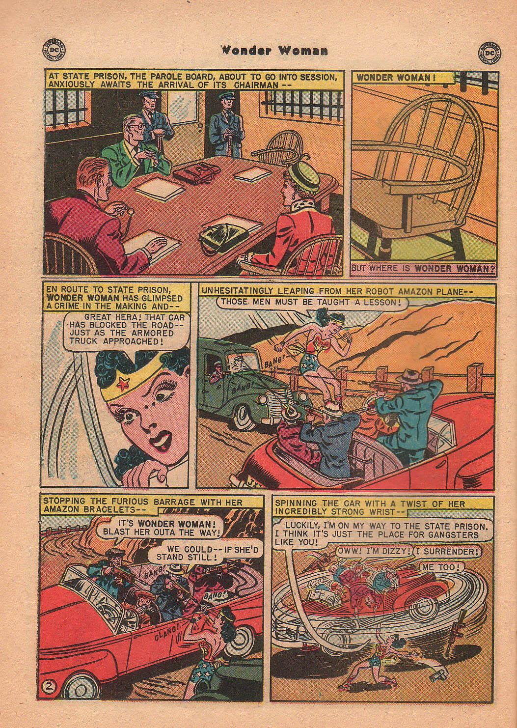 Read online Wonder Woman (1942) comic -  Issue #42 - 39