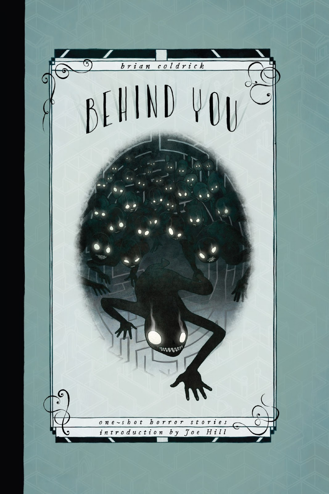Read online Behind You: One-Shot Horror Stories comic -  Issue # TPB (Part 1) - 1
