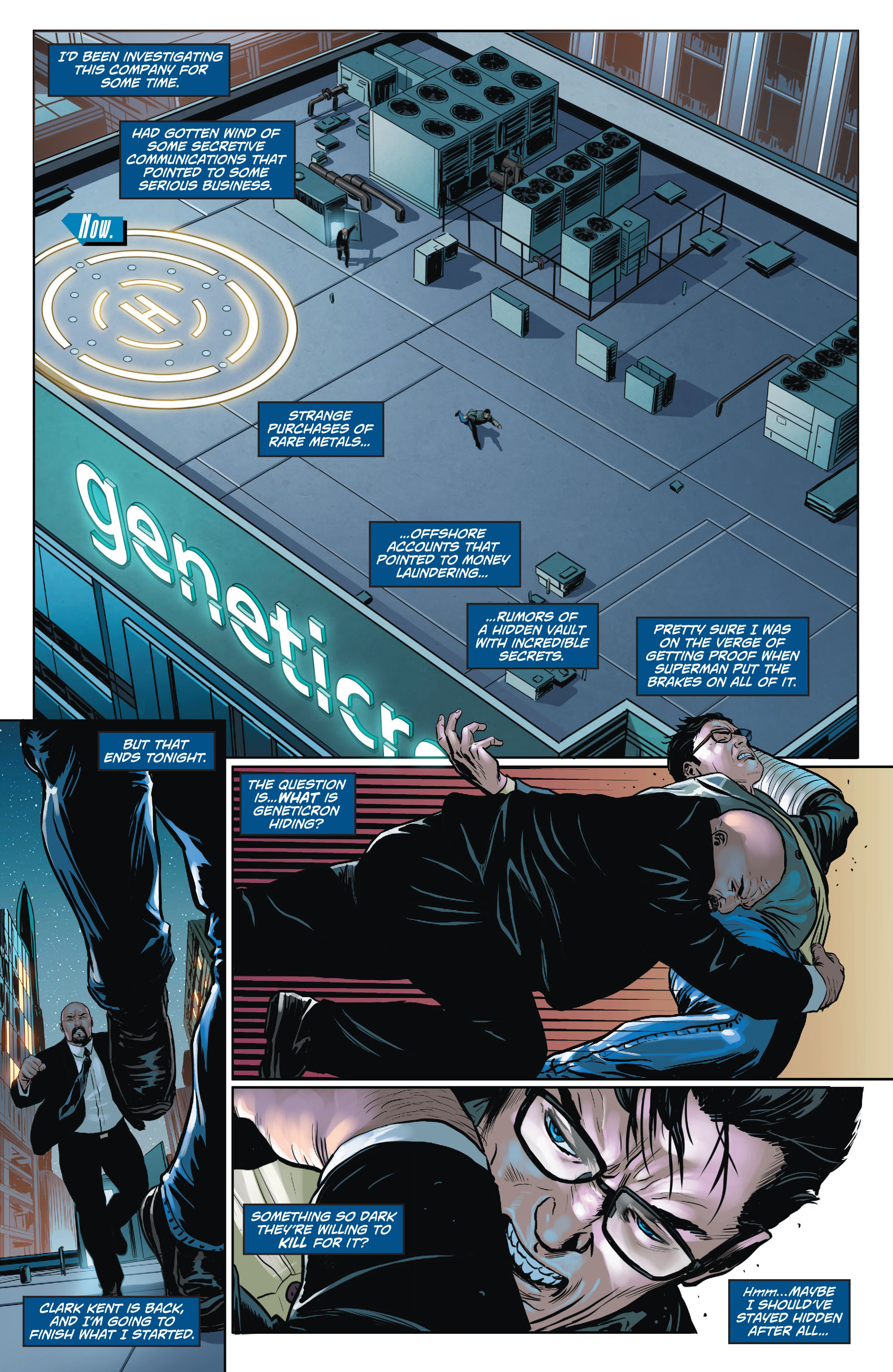 Read online Action Comics (2016) comic -  Issue #963 - 15