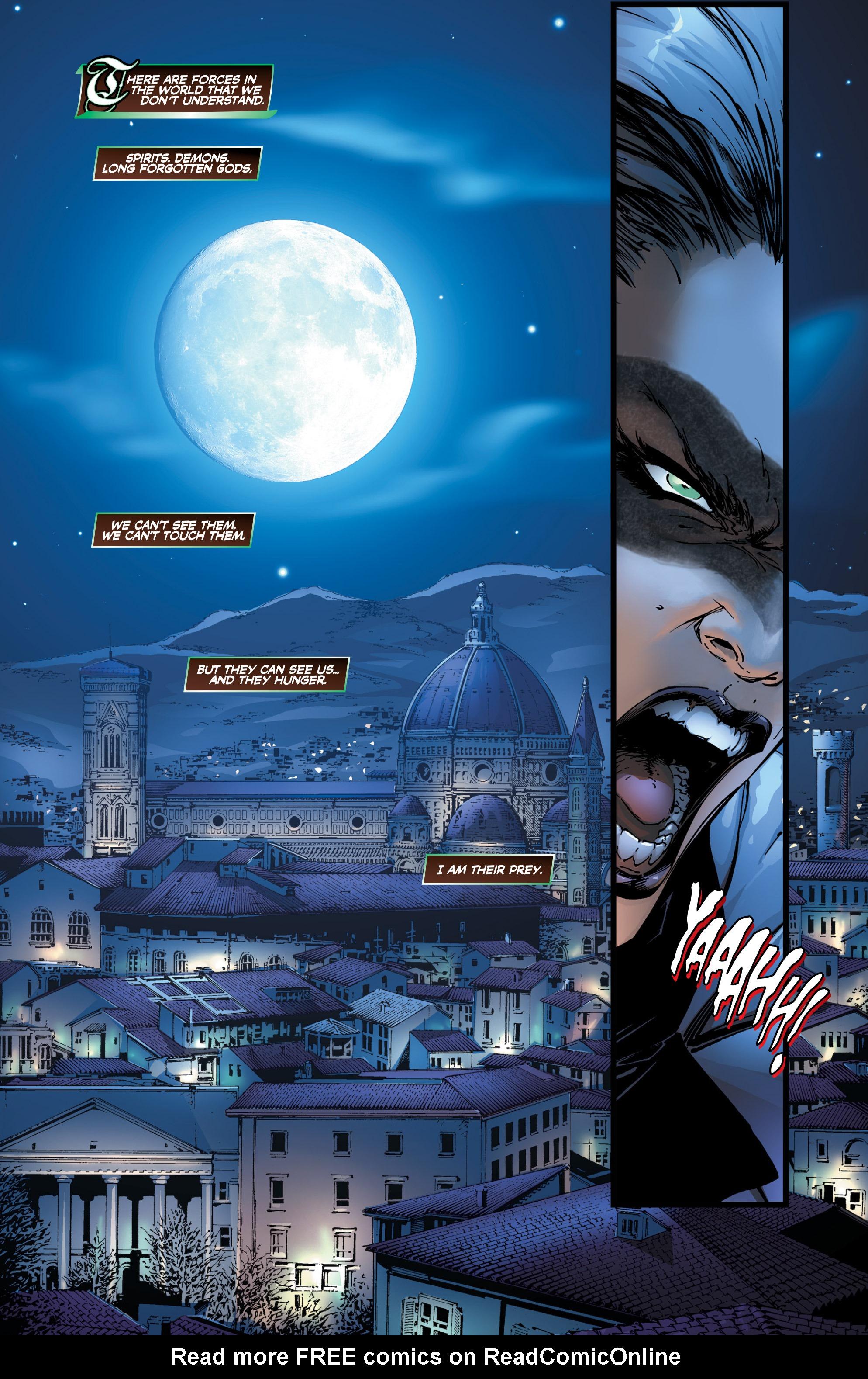 Read online Wraithborn Redux comic -  Issue #1 - 4