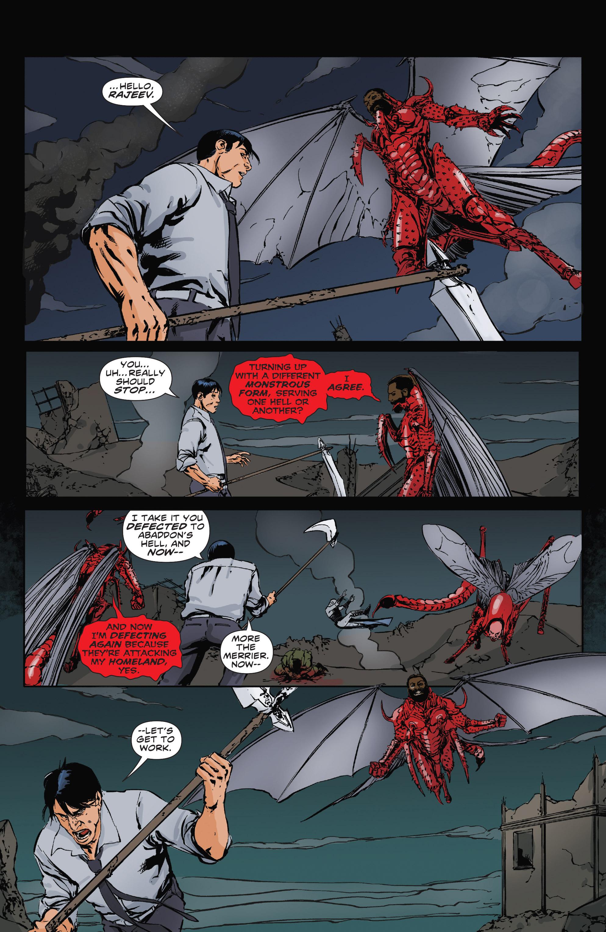 Read online Clive Barker's Hellraiser: The Dark Watch comic -  Issue # TPB 3 - 90