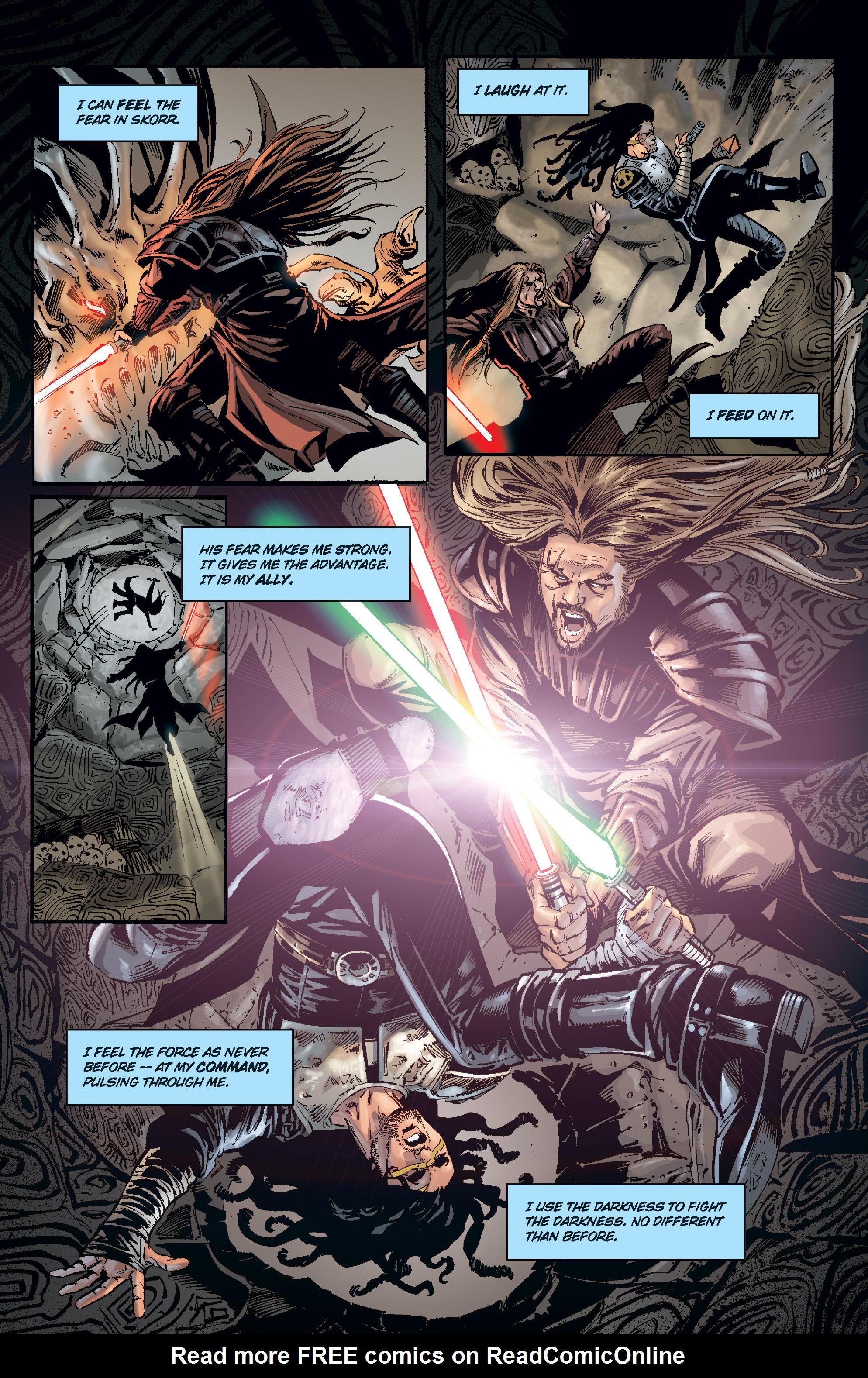 Read online Star Wars Omnibus comic -  Issue # Vol. 24 - 383