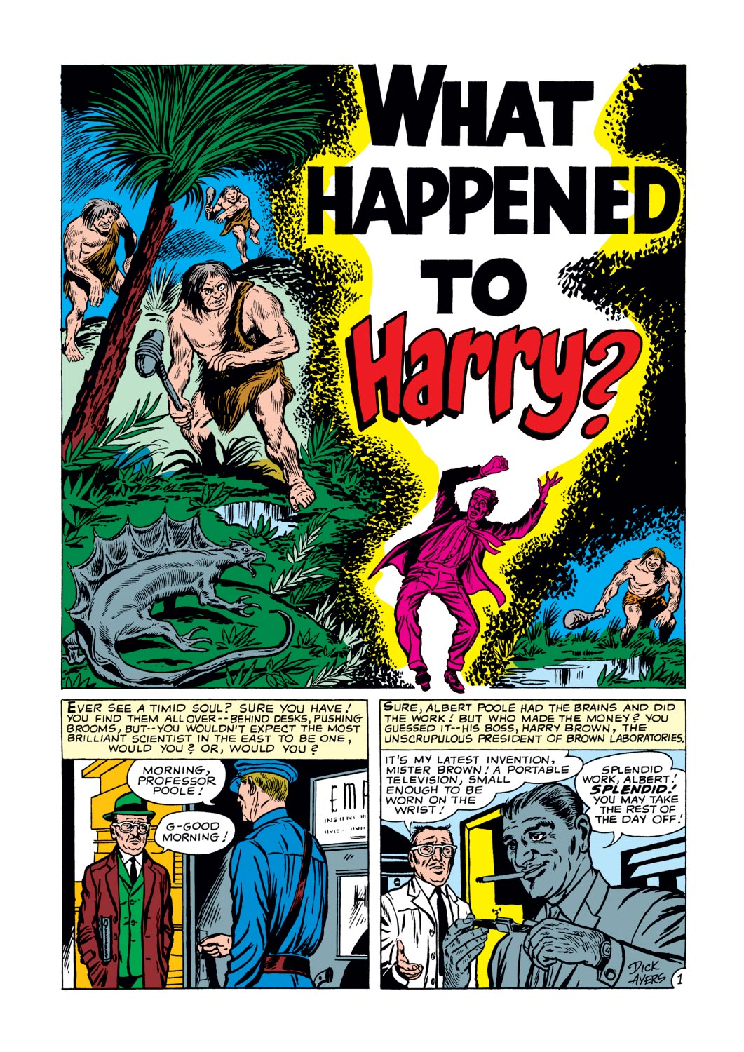 Tales to Astonish (1959) issue 29 - Page 16