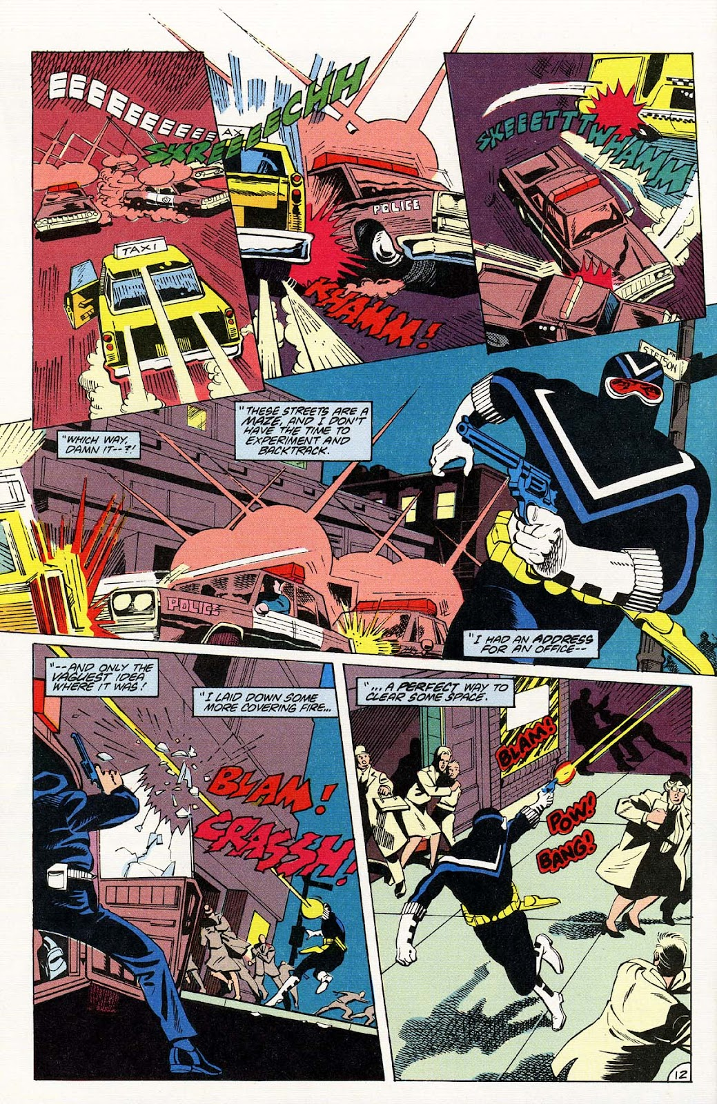 Vigilante (1983) issue 43 - Page 14