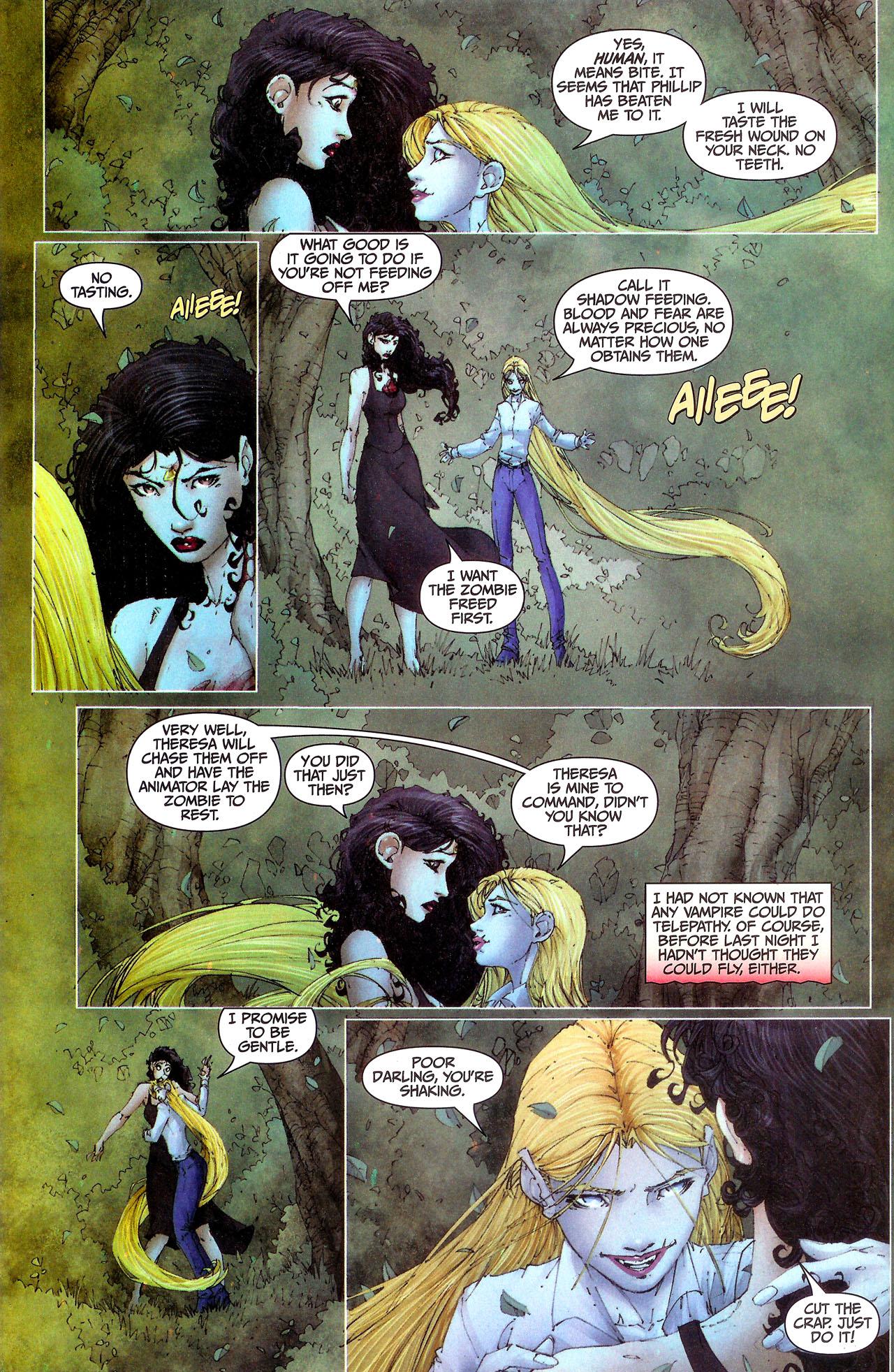 Read online Anita Blake, Vampire Hunter: Guilty Pleasures comic -  Issue #7 - 22