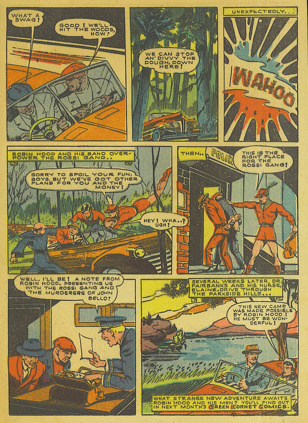 Green Hornet Comics issue 10 - Page 28