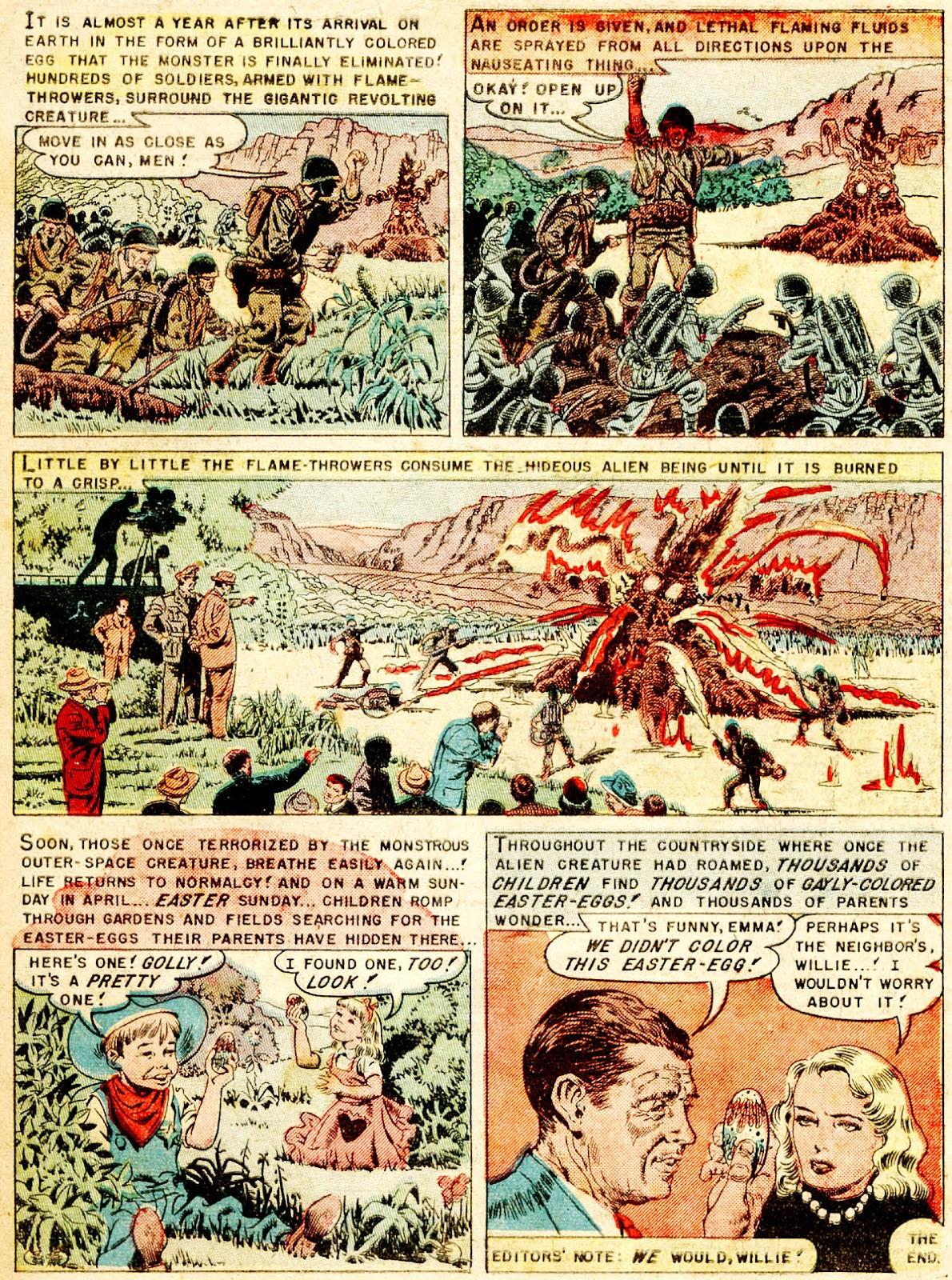 Weird Fantasy (1951) issue 13 - Page 33