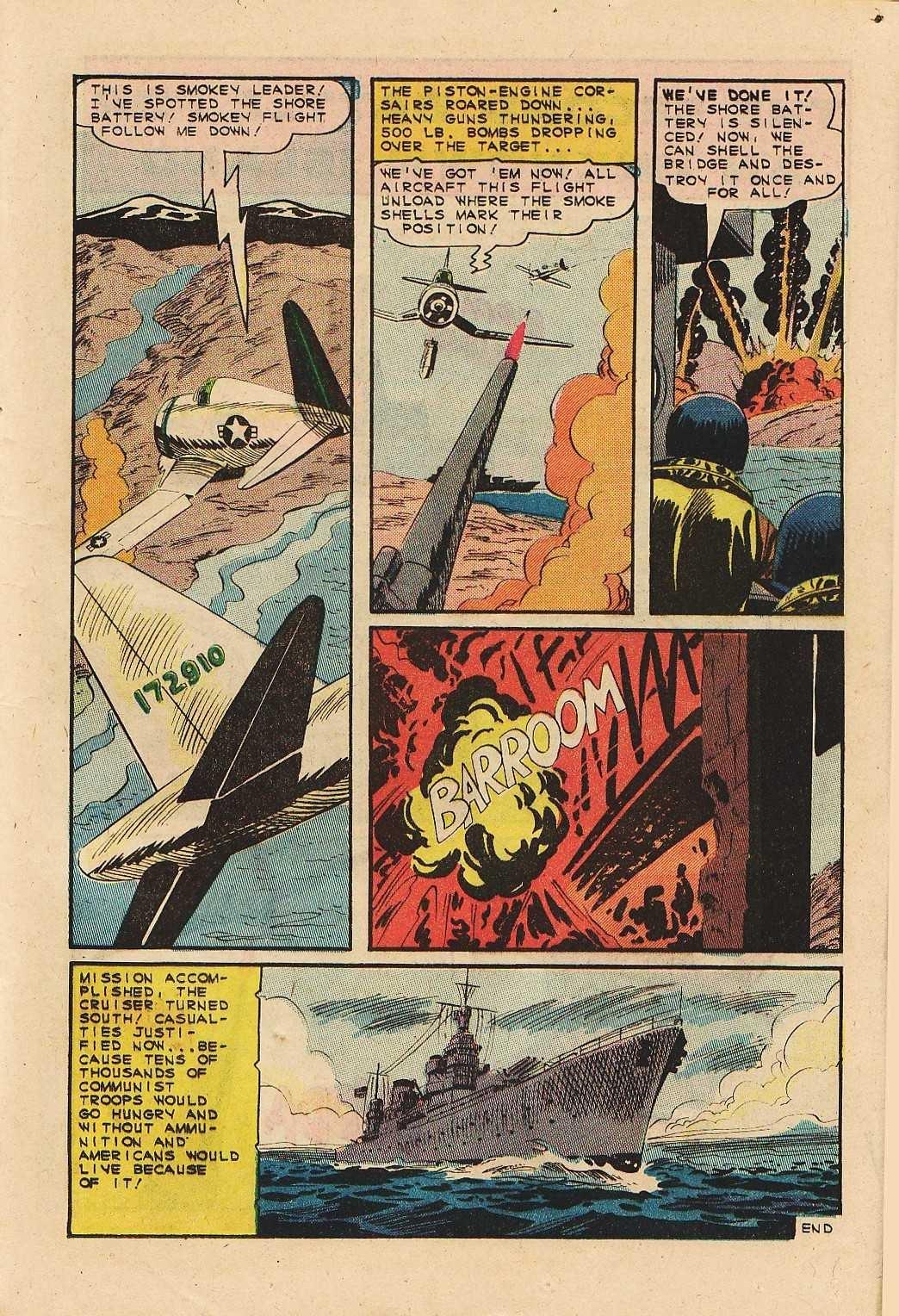 Read online Fightin' Navy comic -  Issue #121 - 17