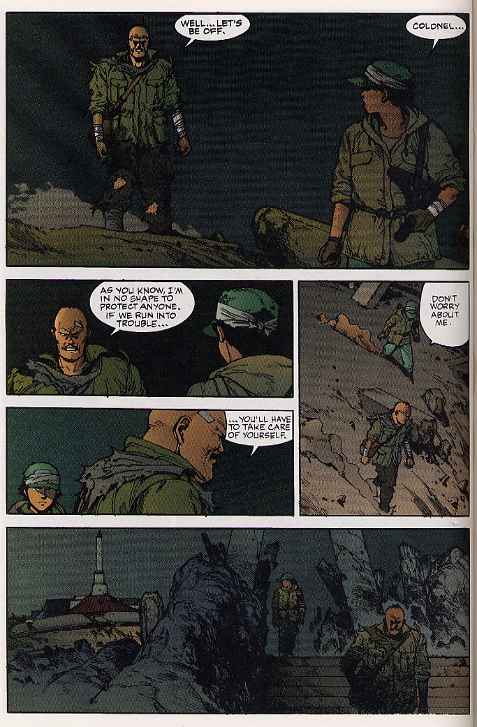 Read online Akira comic -  Issue #24 - 54