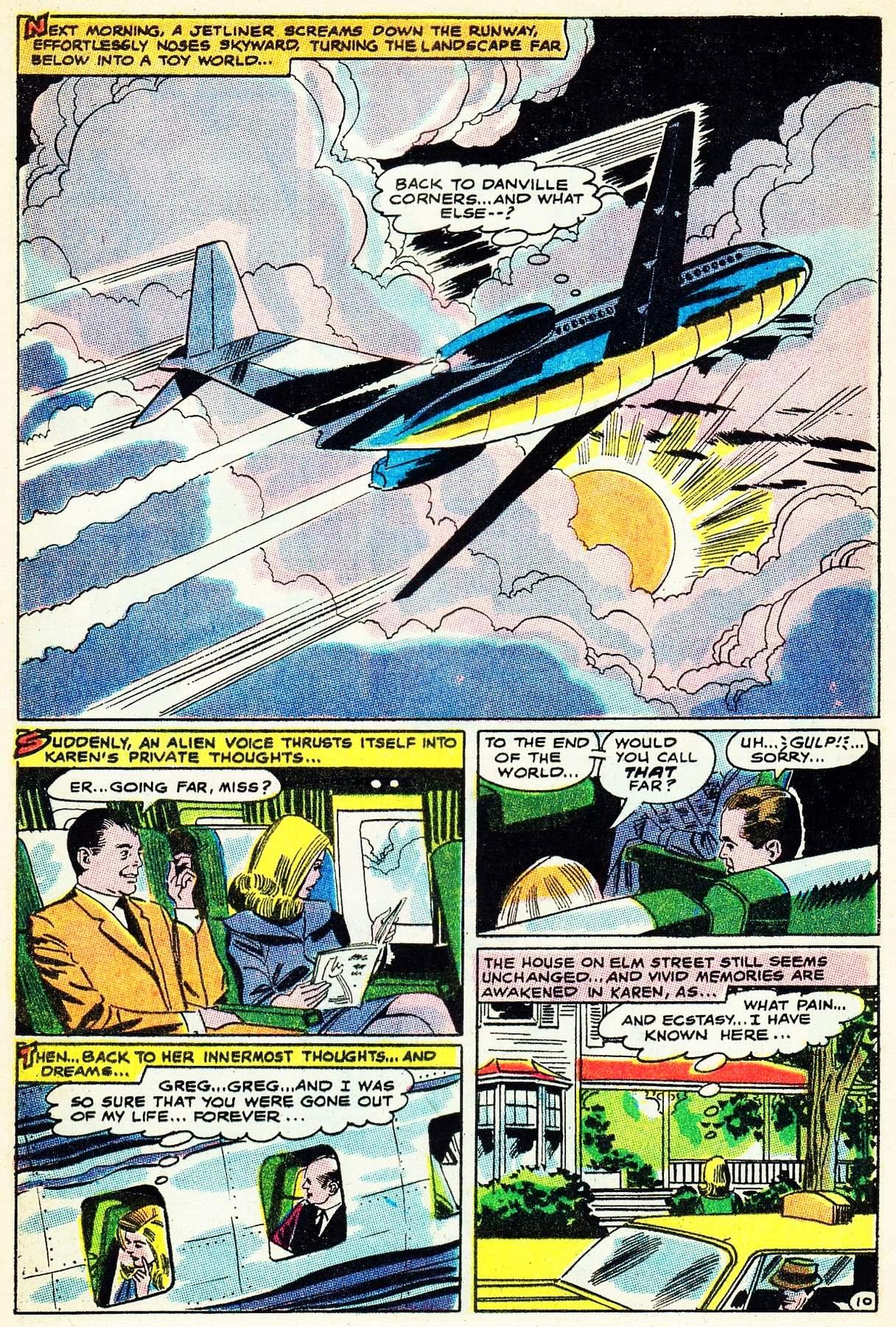 Read online Secret Hearts comic -  Issue #133 - 29