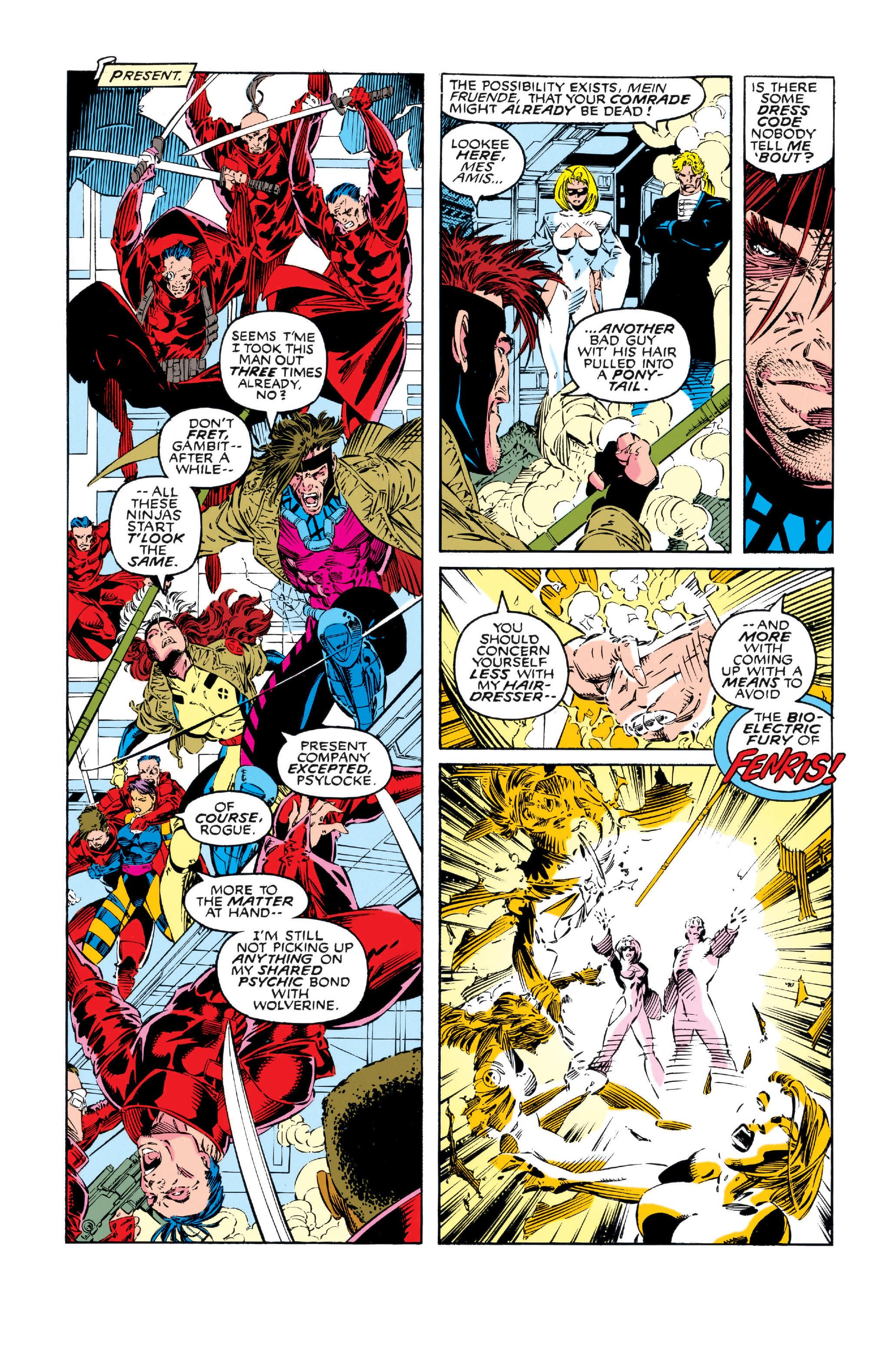 X-Men (1991) 6 Page 11