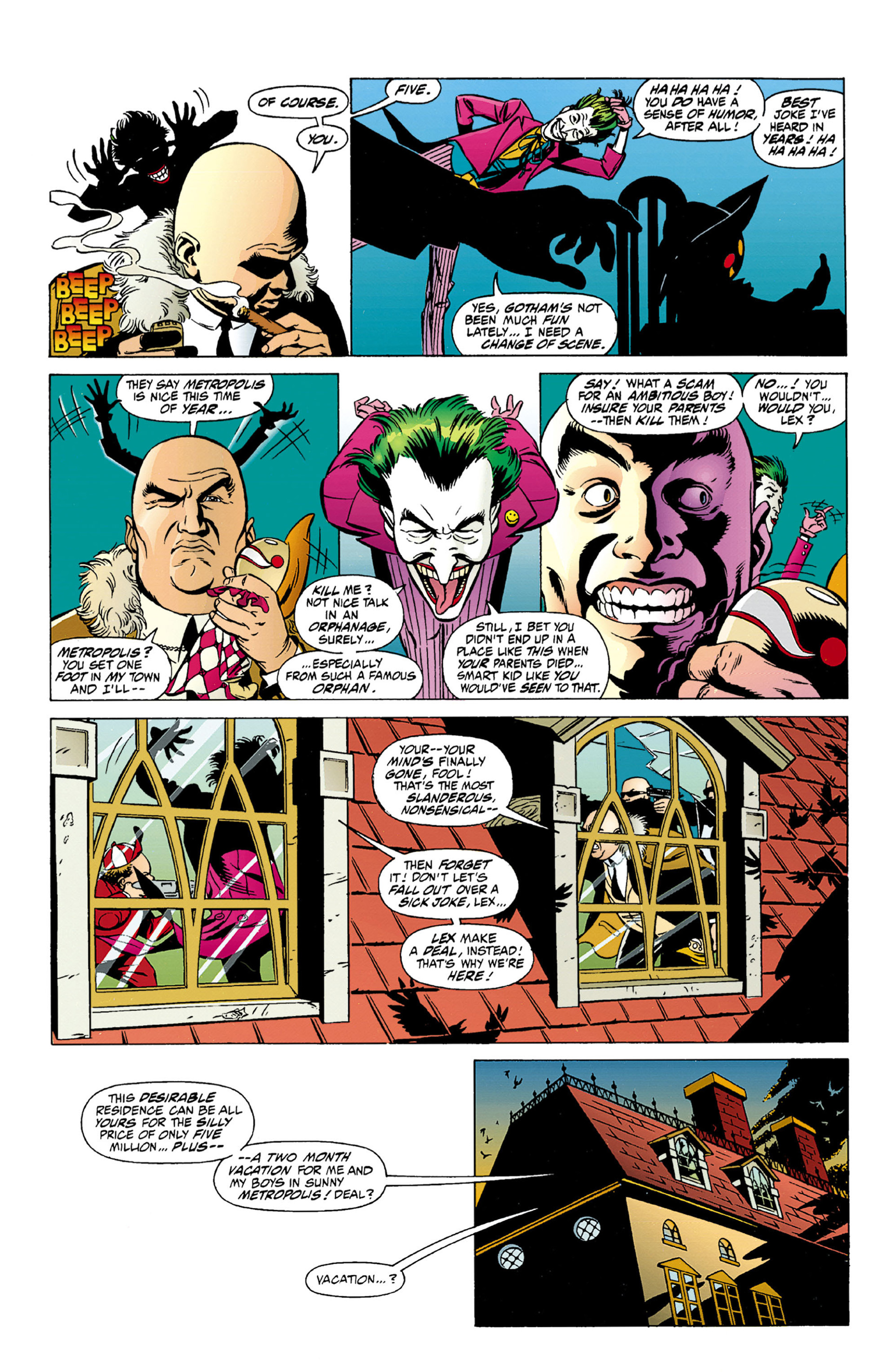 Read online World's Finest (1990) comic -  Issue #1 - 26