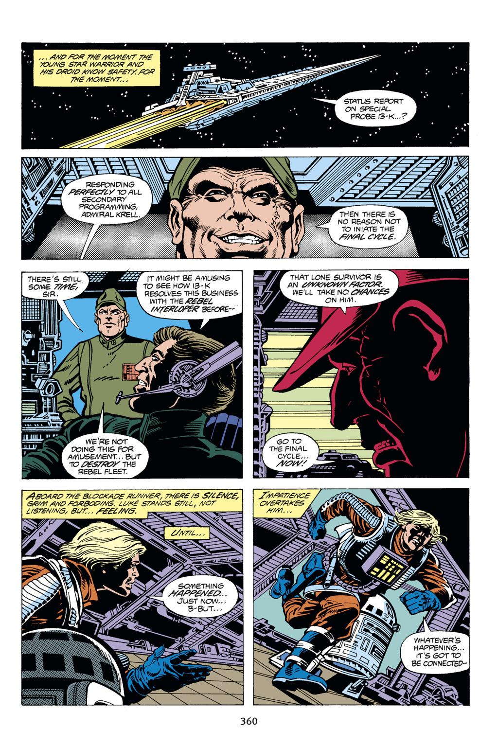 Read online Star Wars Omnibus comic -  Issue # Vol. 14 - 357