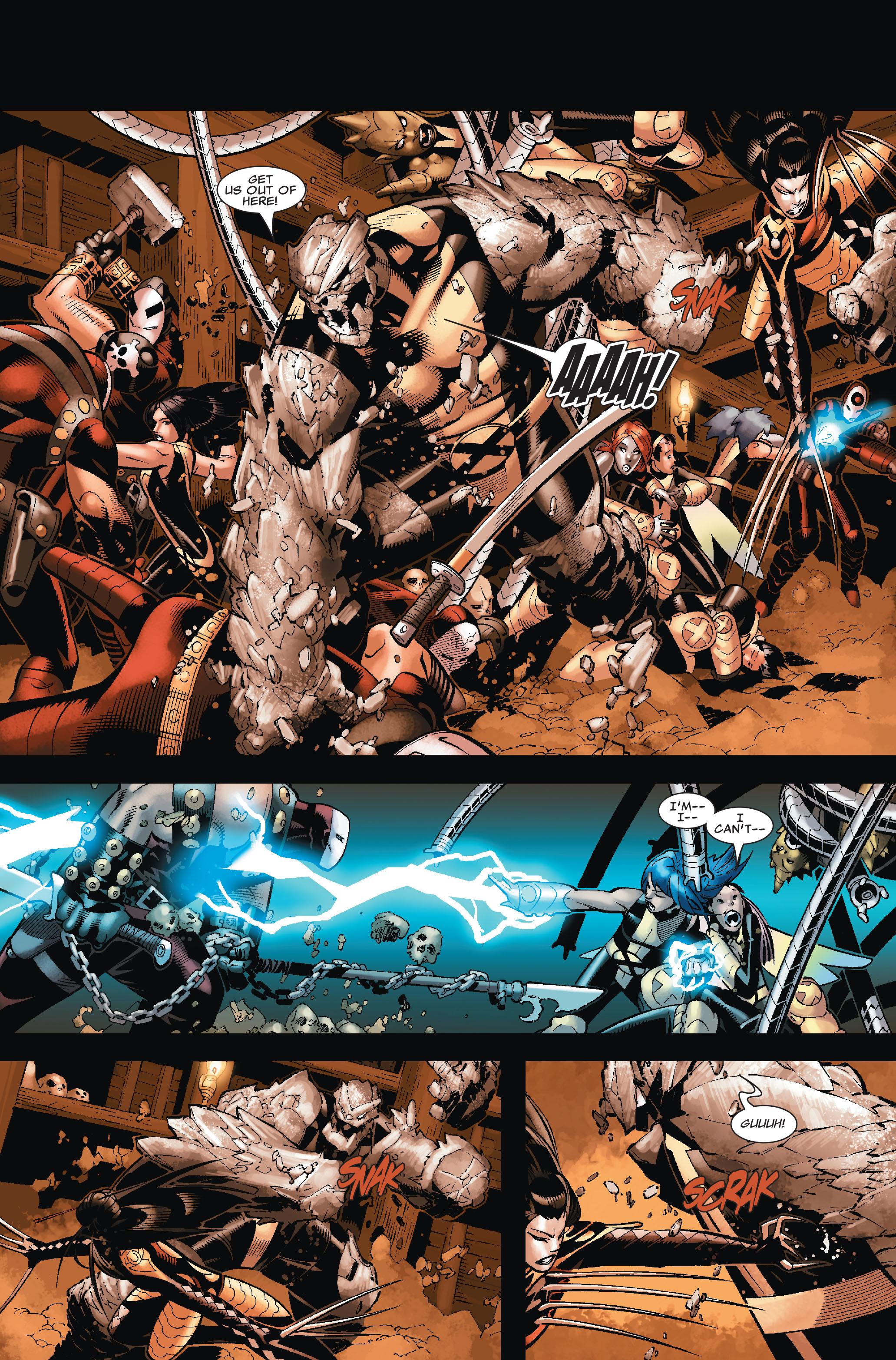 X-Men (1991) 205 Page 10