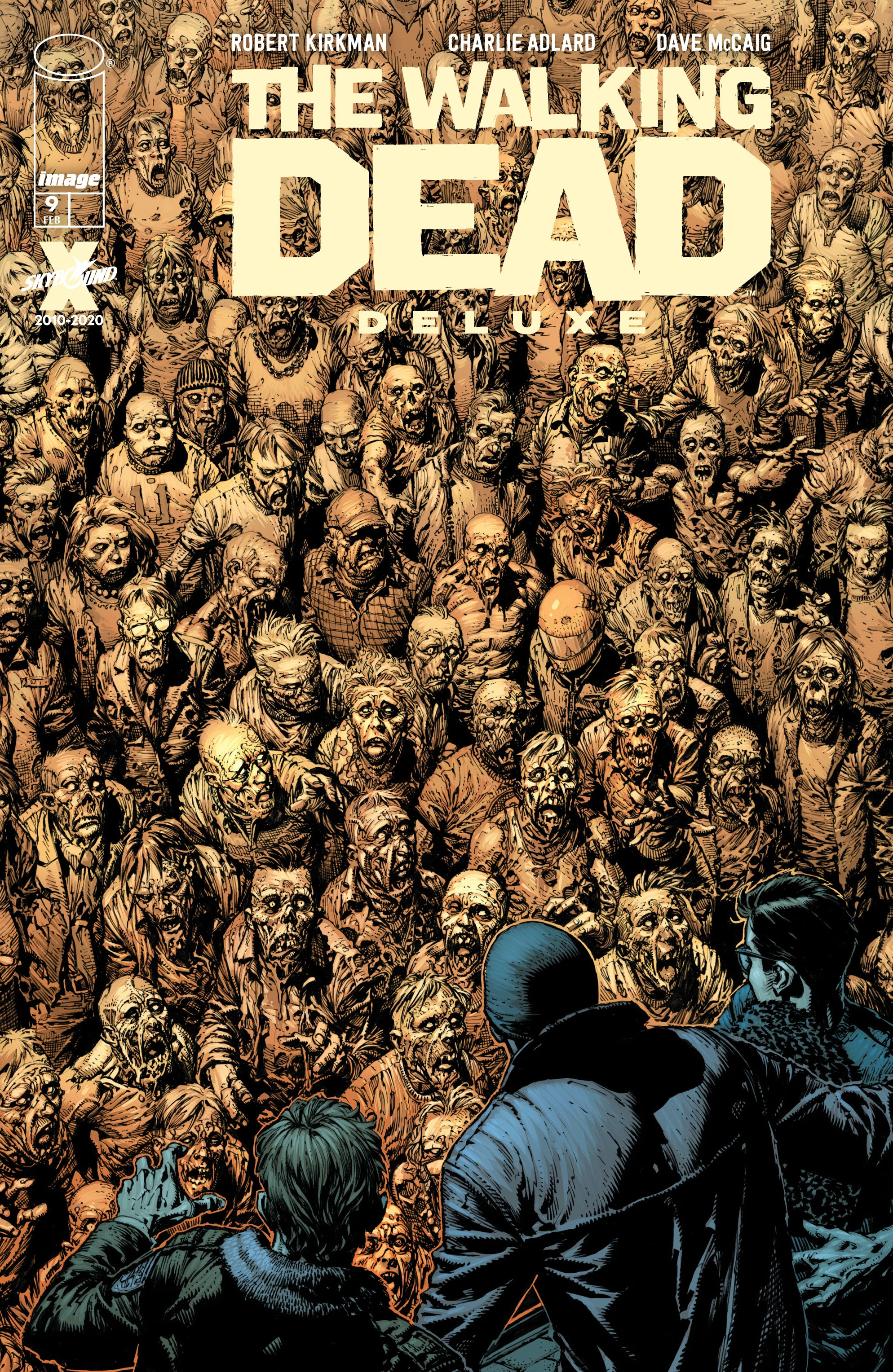 The Walking Dead Deluxe 9 Page 1