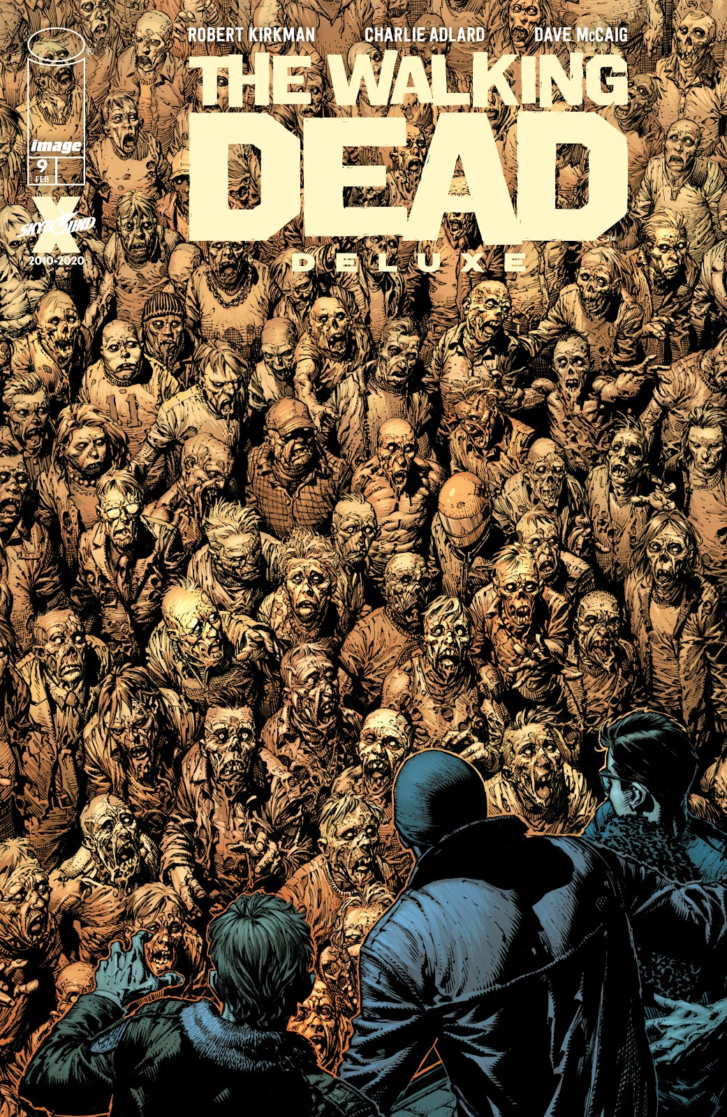 The Walking Dead Deluxe issue 9 - Page 1