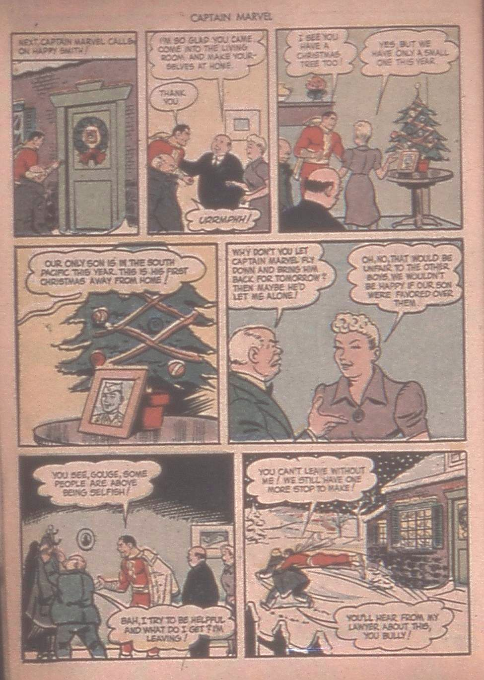 Captain Marvel Adventures issue 42 - Page 46