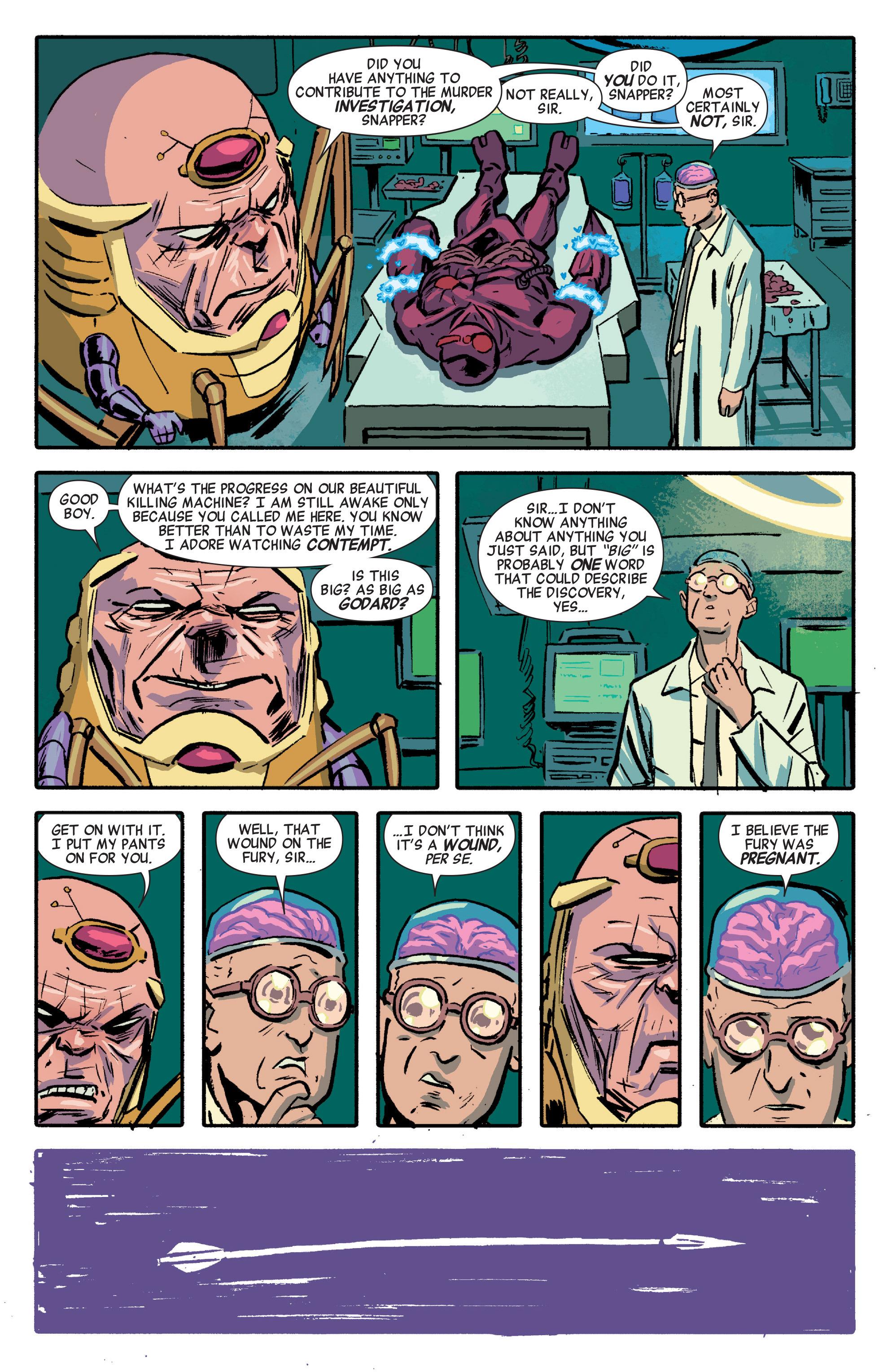 Read online Secret Avengers (2014) comic -  Issue #5 - 20