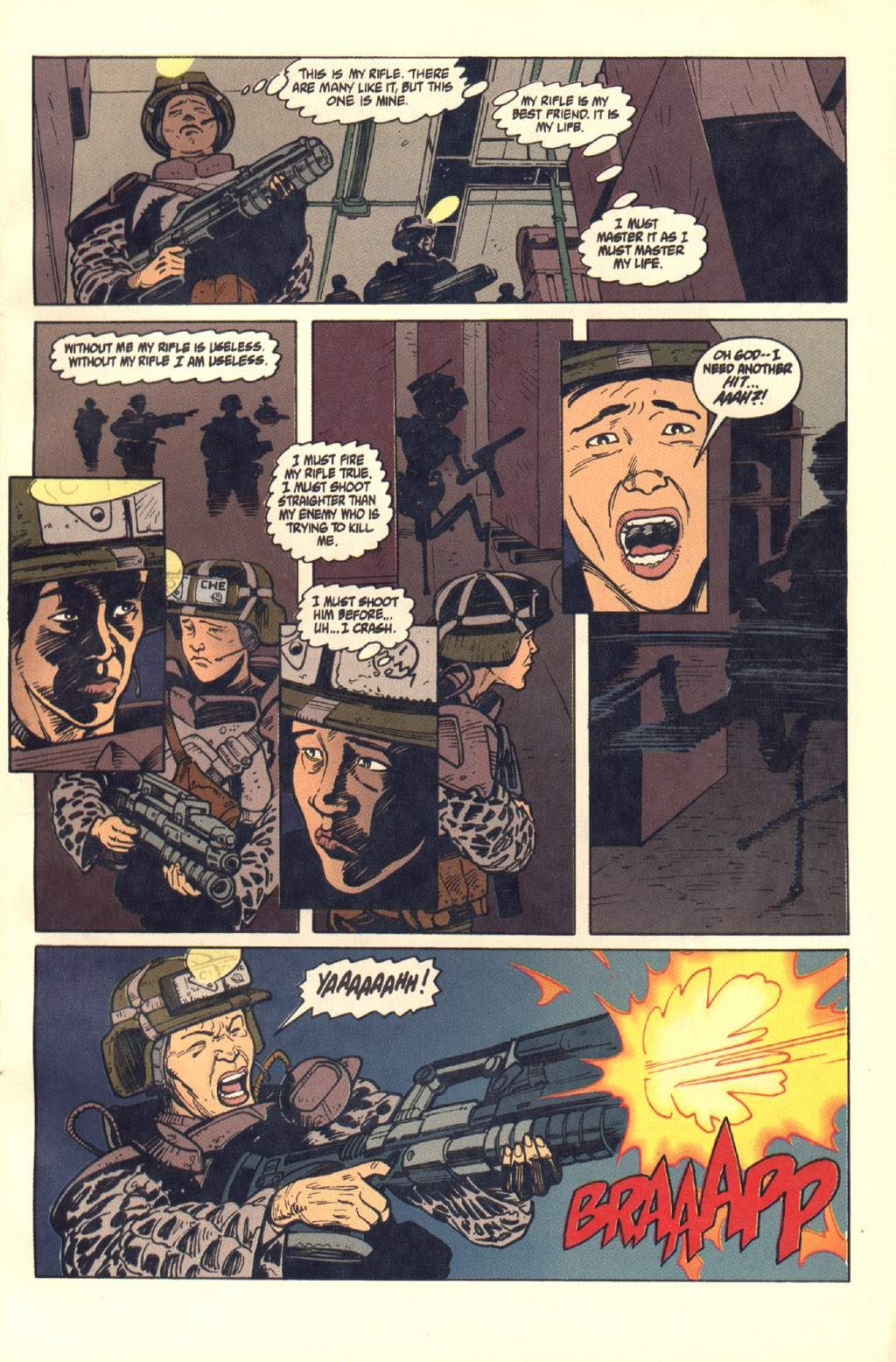 Read online Aliens: Colonial Marines comic -  Issue #7 - 10