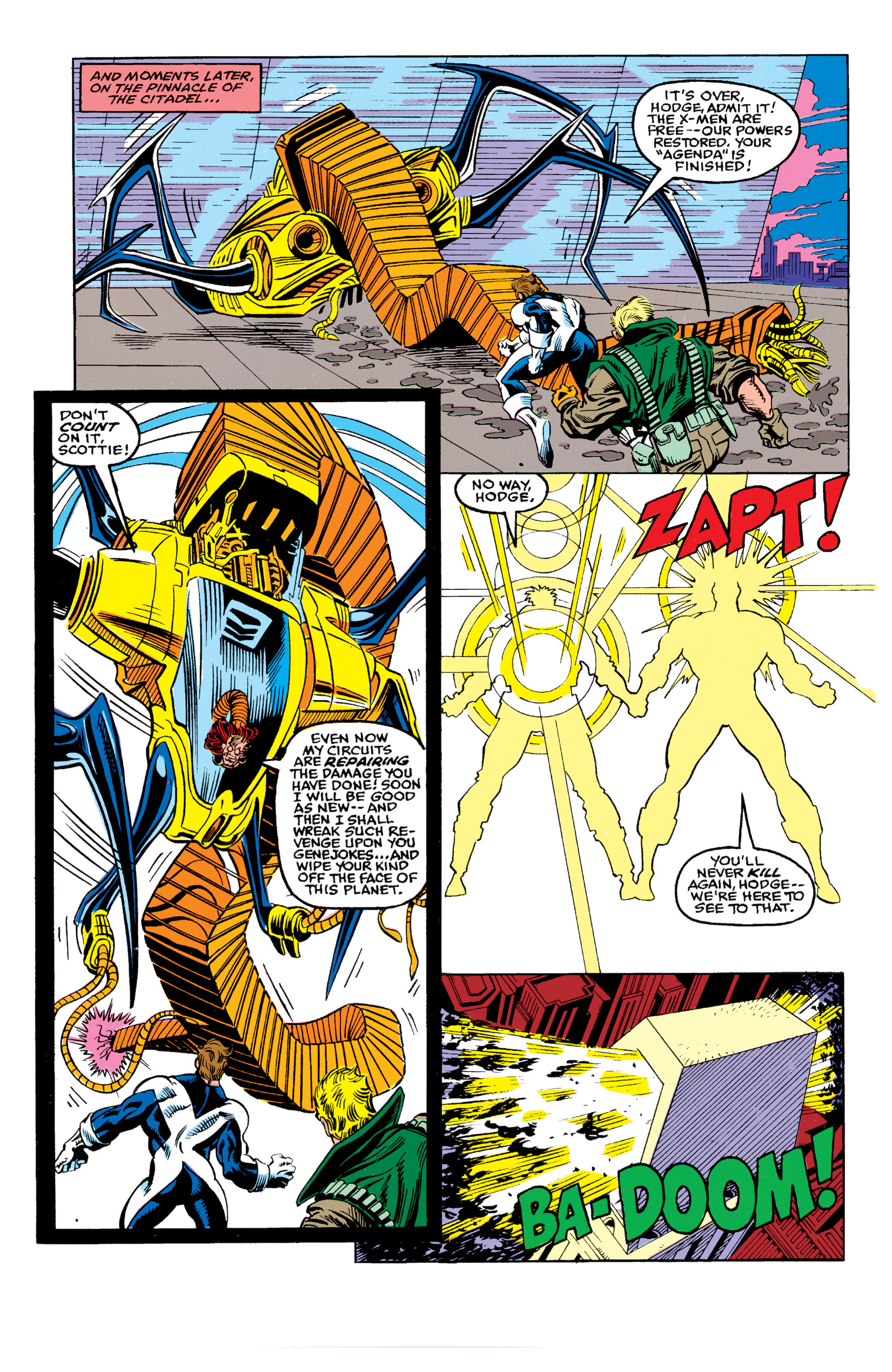 Read online X-Factor (1986) comic -  Issue #62 - 17