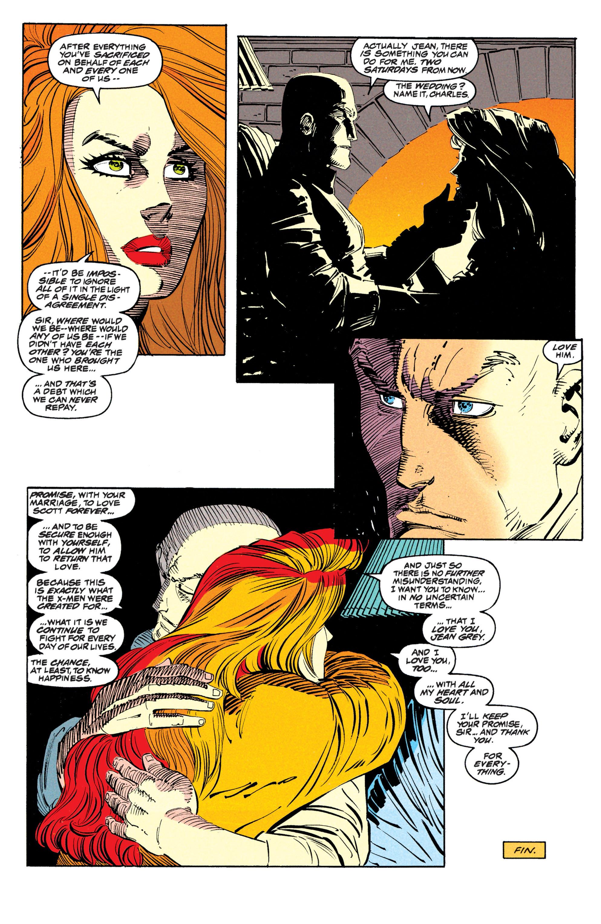 Read online Uncanny X-Men (1963) comic -  Issue #309 - 18