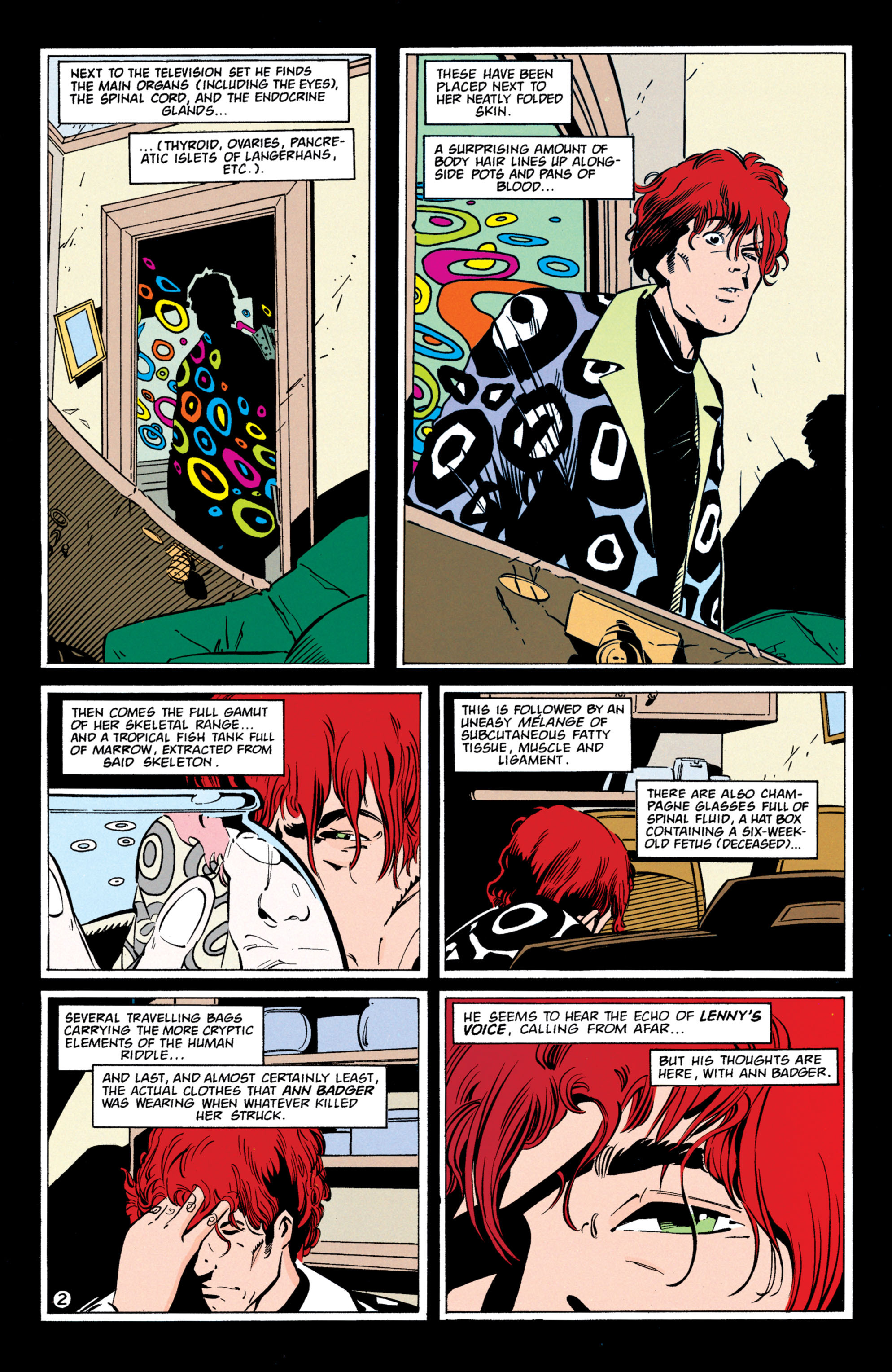 Read online Shade, the Changing Man comic -  Issue #59 - 3