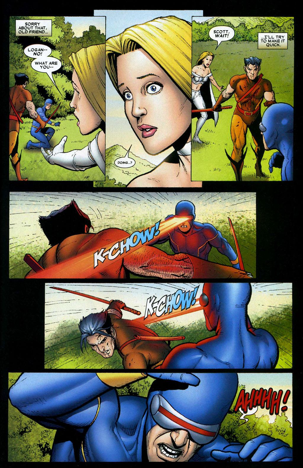 Read online Wolverine: Origins comic -  Issue #5 - 21