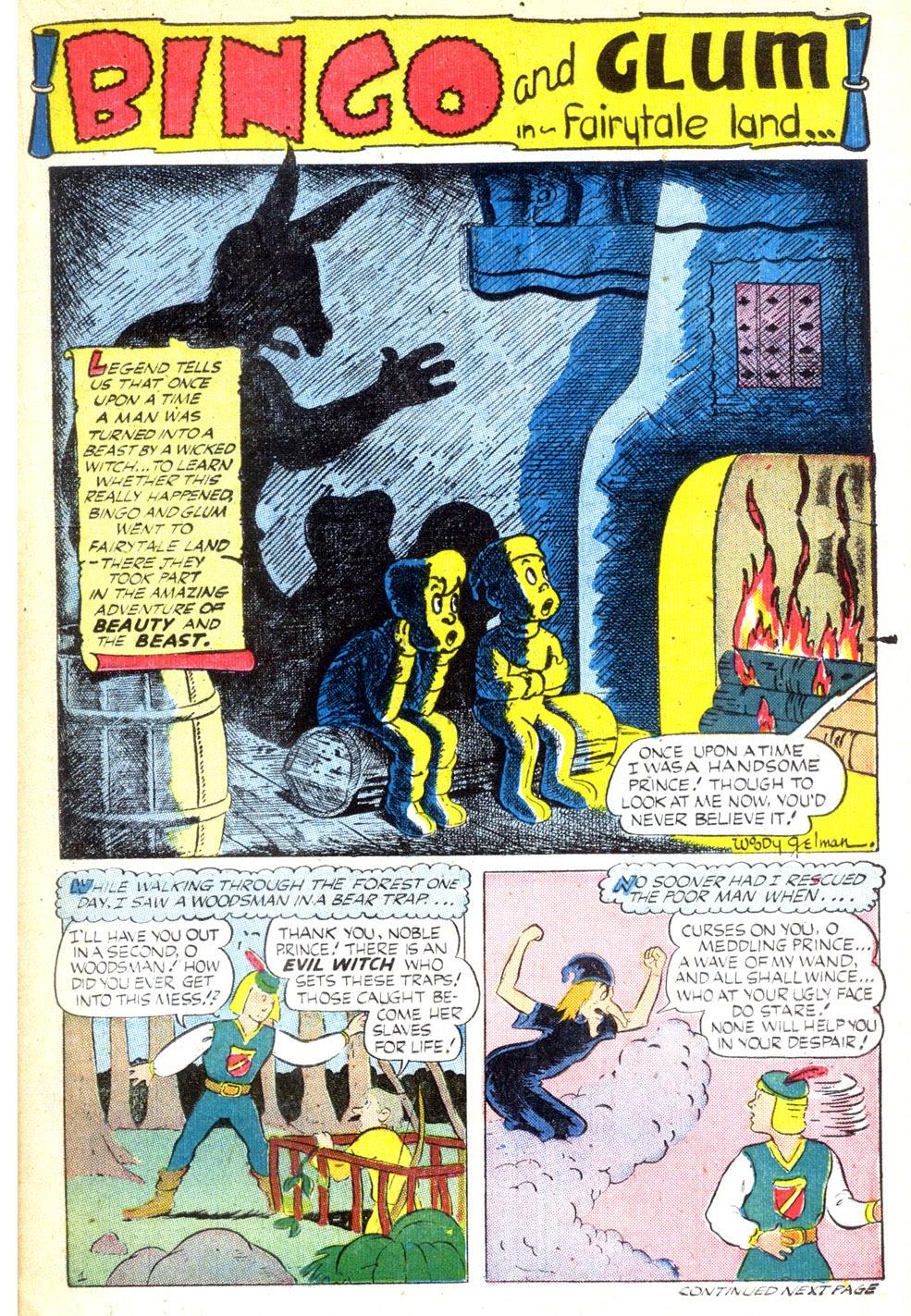Jingle Jangle Comics issue 11 - Page 29