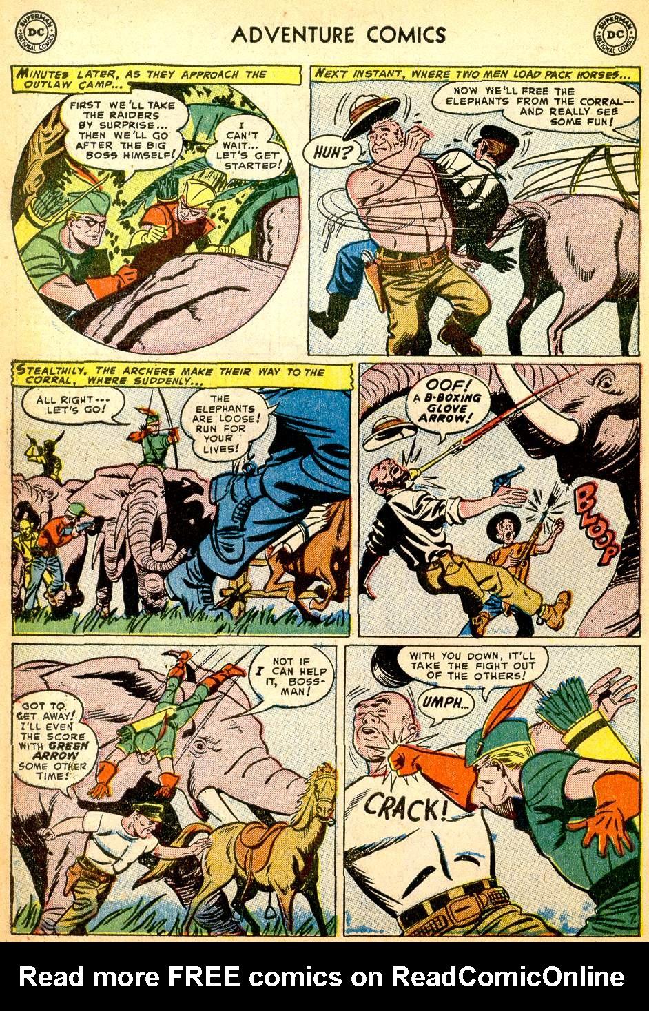 Read online Adventure Comics (1938) comic -  Issue #191 - 40