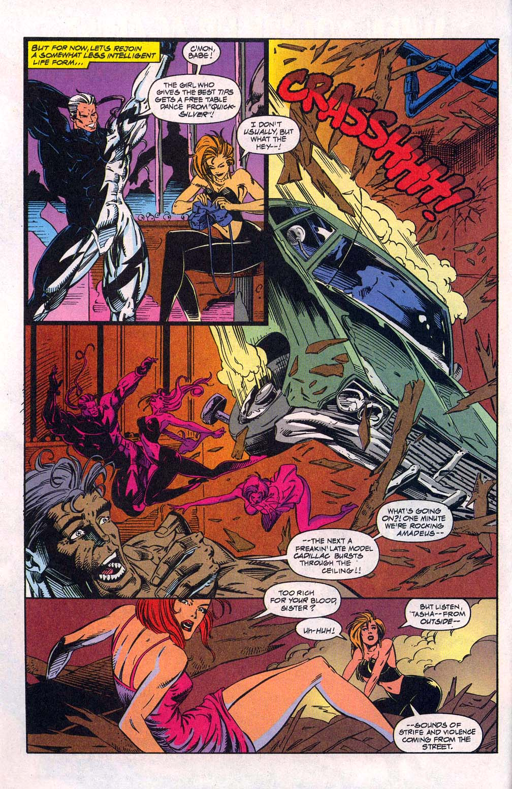 Avengers Unplugged issue 3 - Page 6