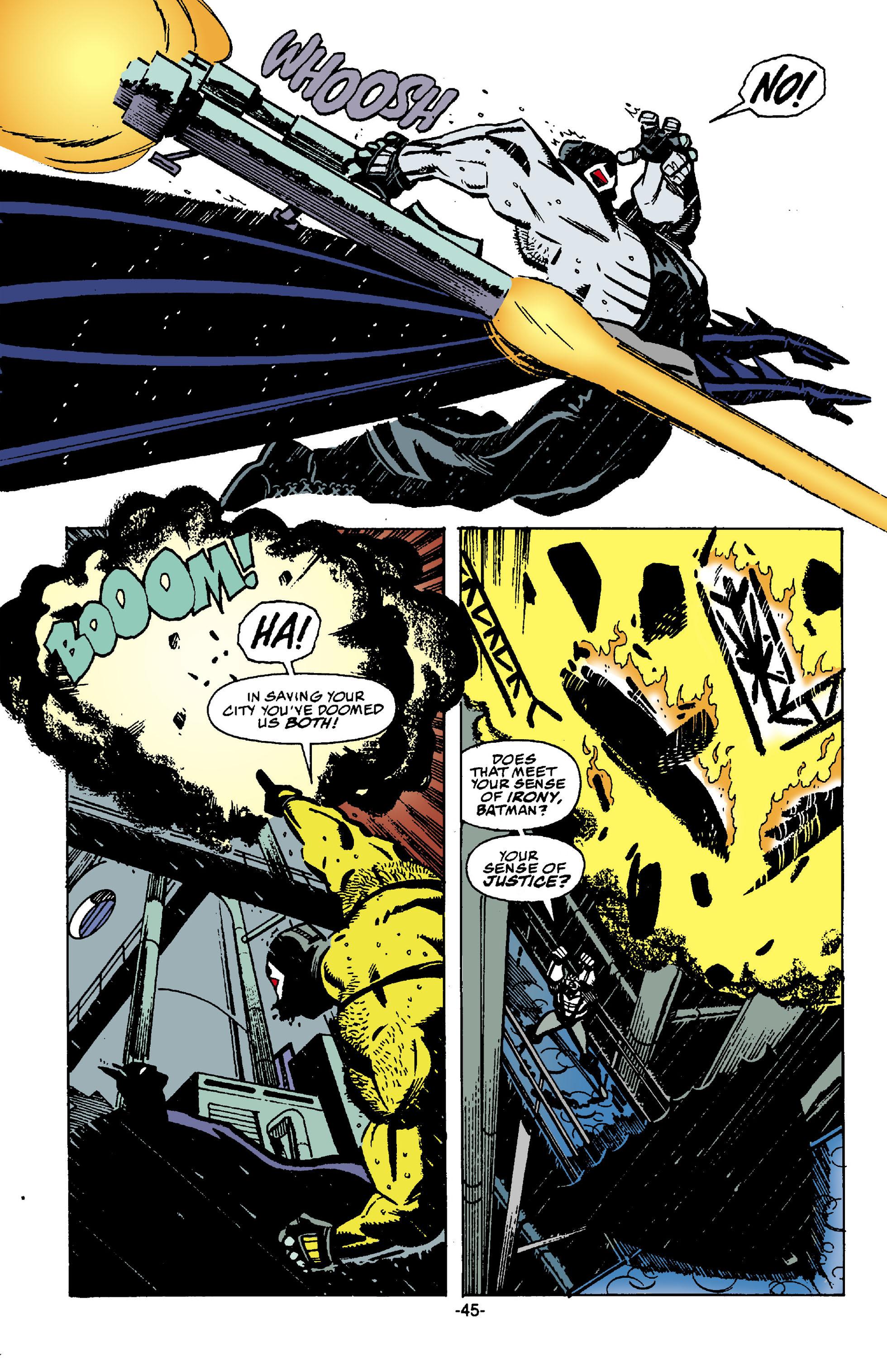 Read online Batman: Bane comic -  Issue # Full - 46