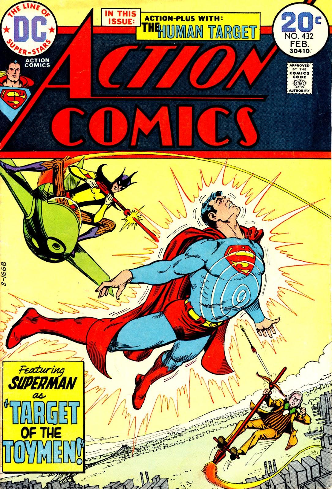 Action Comics (1938) 432 Page 1