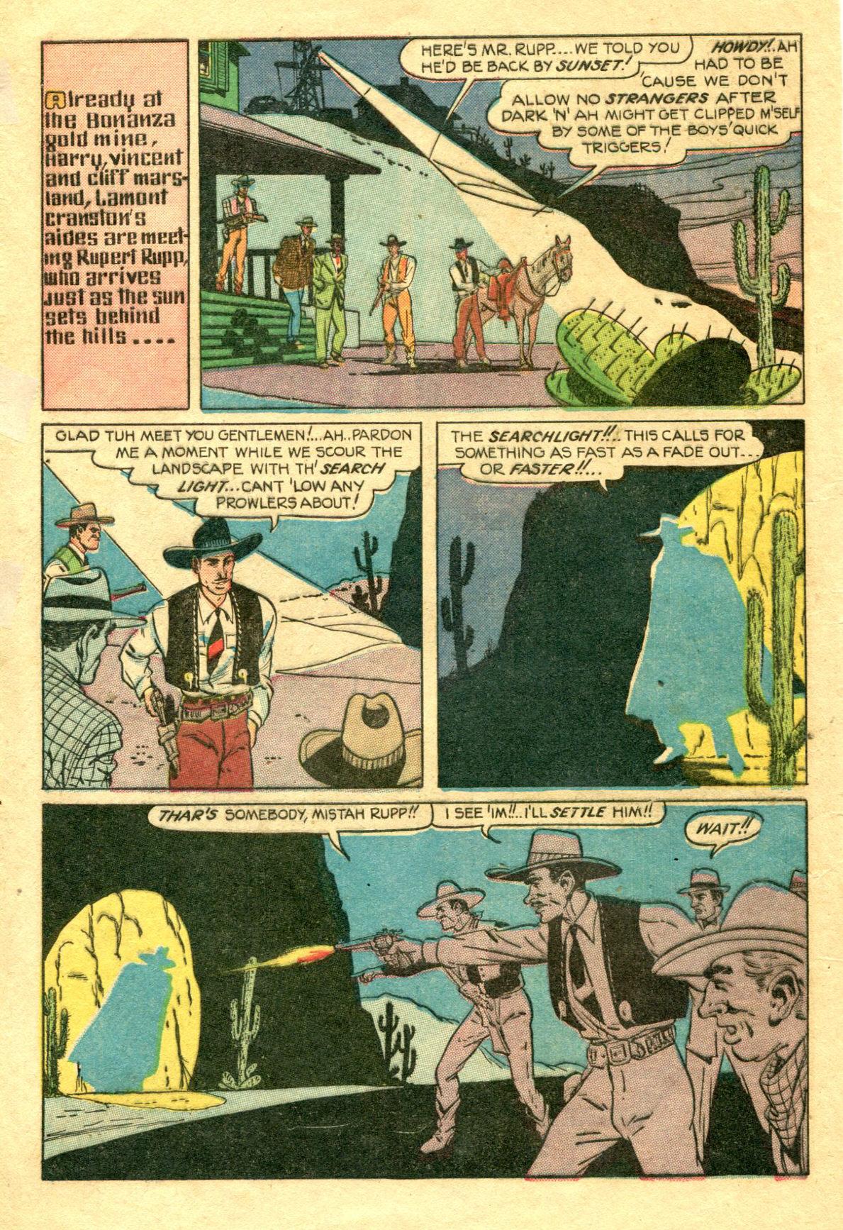 Read online Shadow Comics comic -  Issue #75 - 7