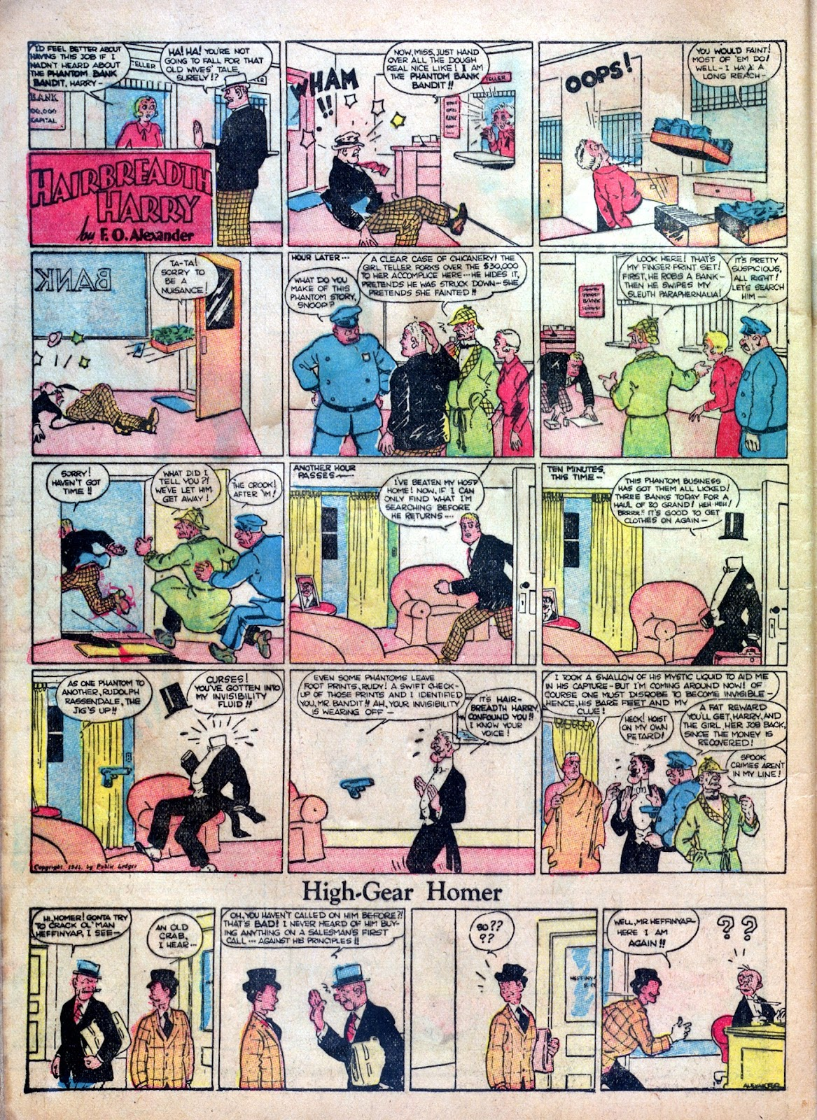 Read online Famous Funnies comic -  Issue #1 - 62
