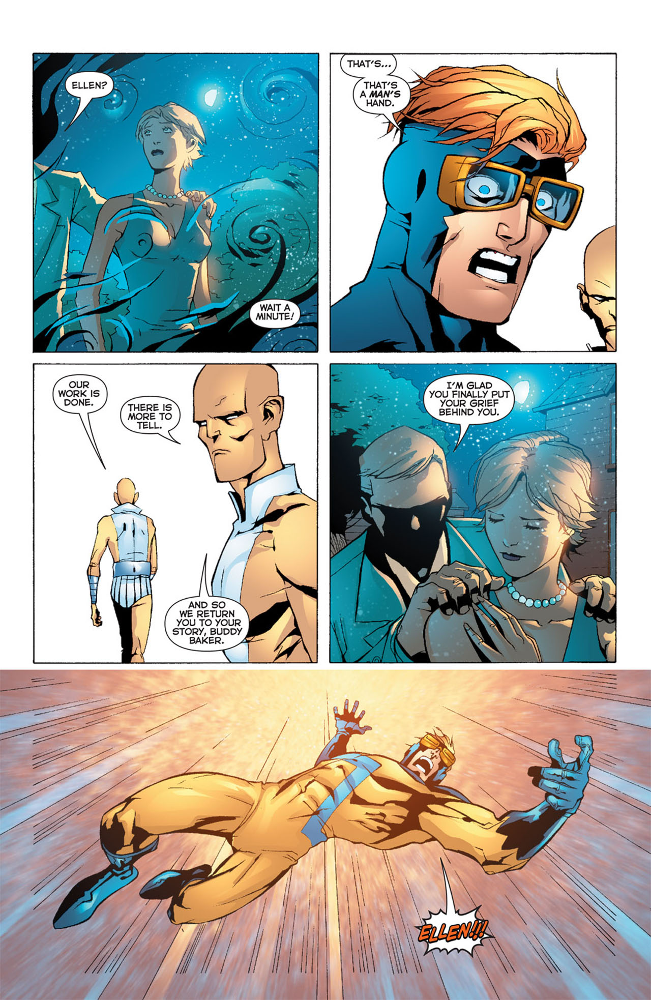 Read online 52 comic -  Issue #47 - 12
