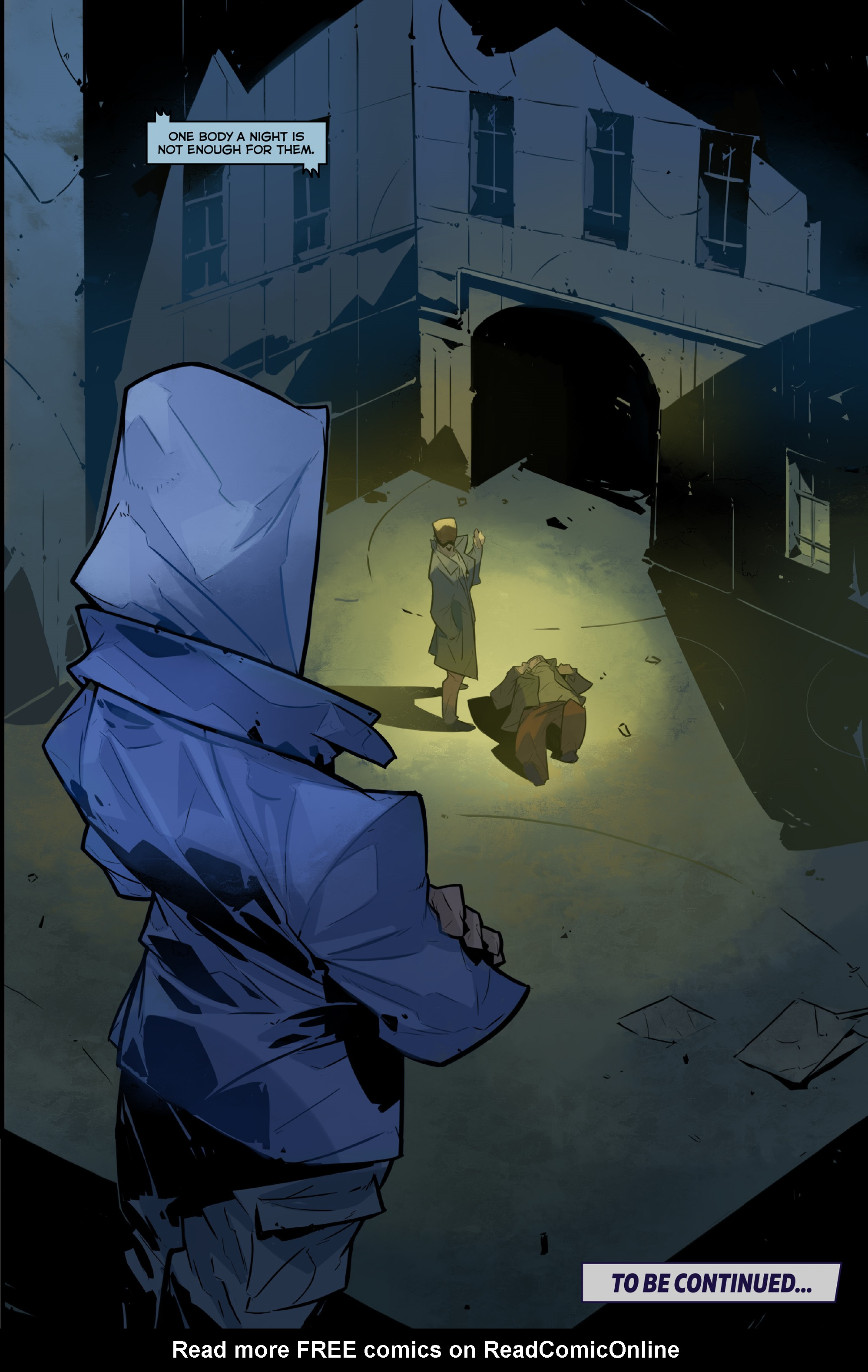 Read online Igor Grom comic -  Issue #4 - 23