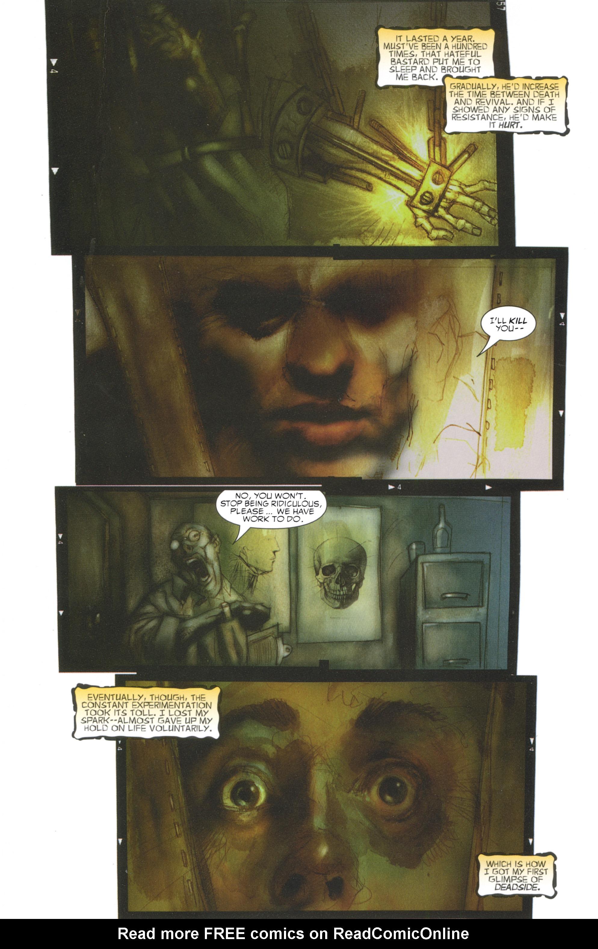 Read online Deadside comic -  Issue #1 - 12