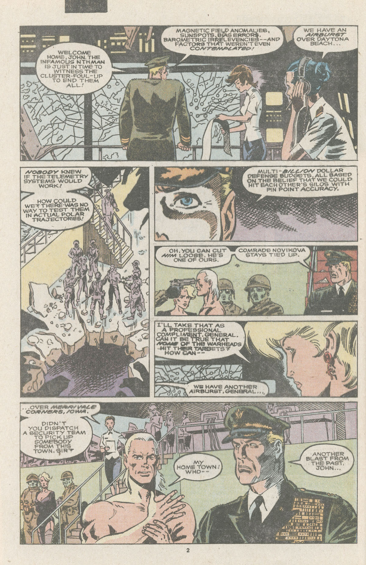 Read online Nth Man the Ultimate Ninja comic -  Issue #11 - 4