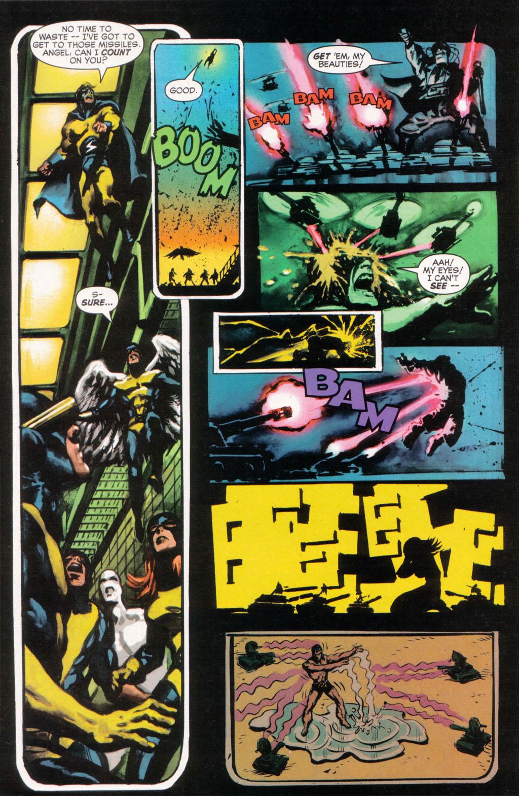 Read online Sentry/X-Men comic -  Issue # Full - 25