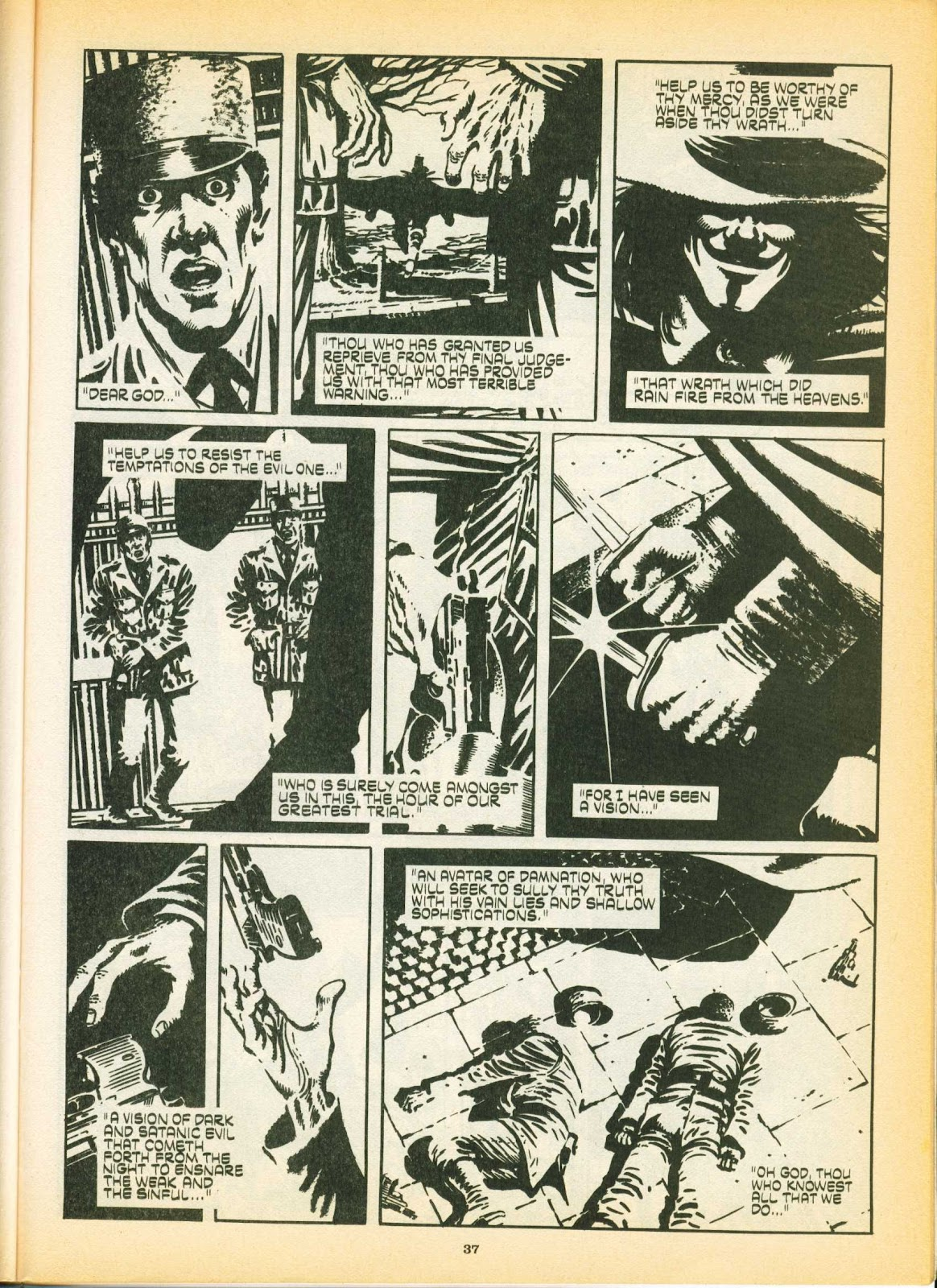 Warrior Issue #7 #8 - English 37