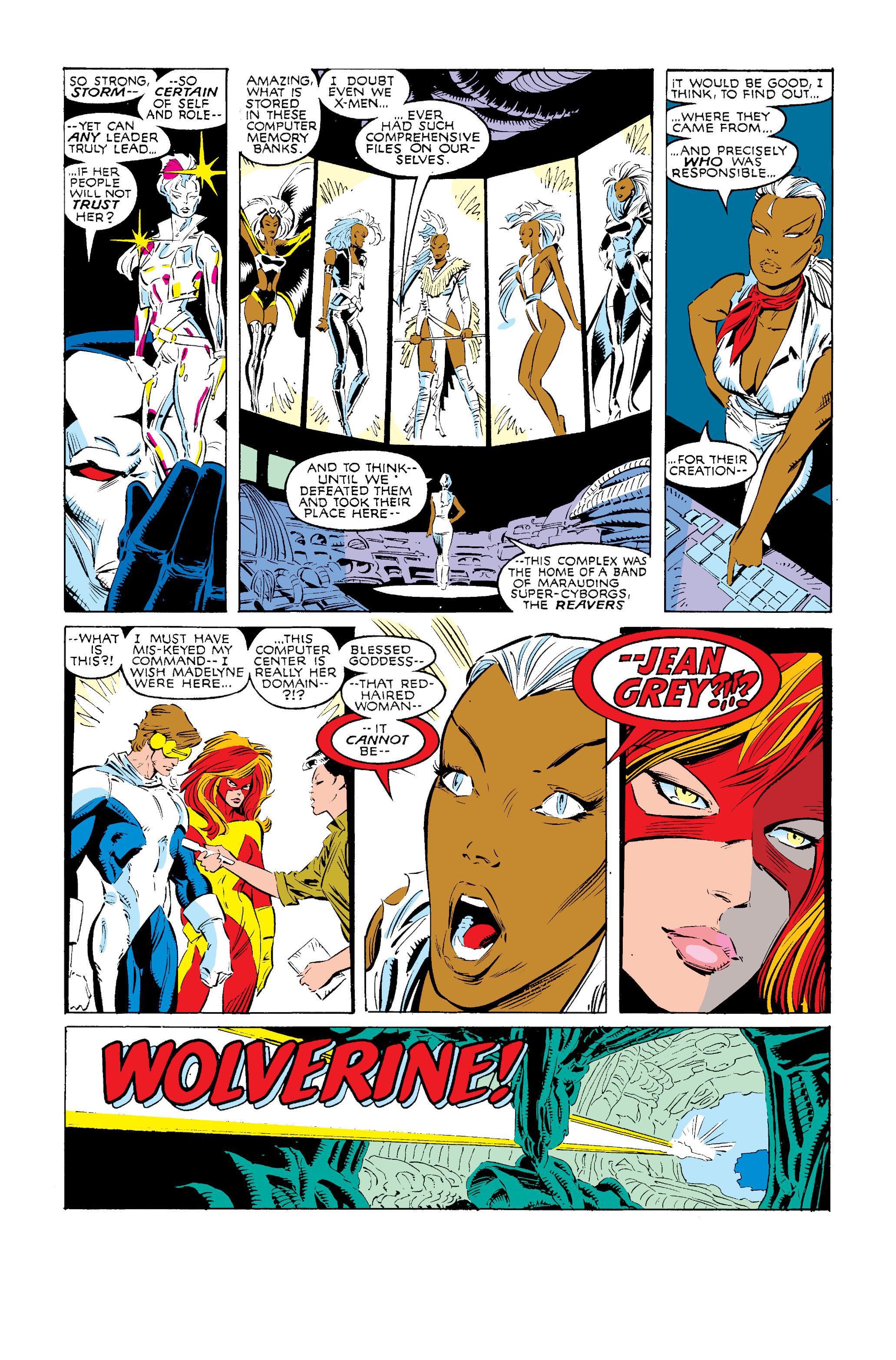 Read online Uncanny X-Men (1963) comic -  Issue #239 - 13