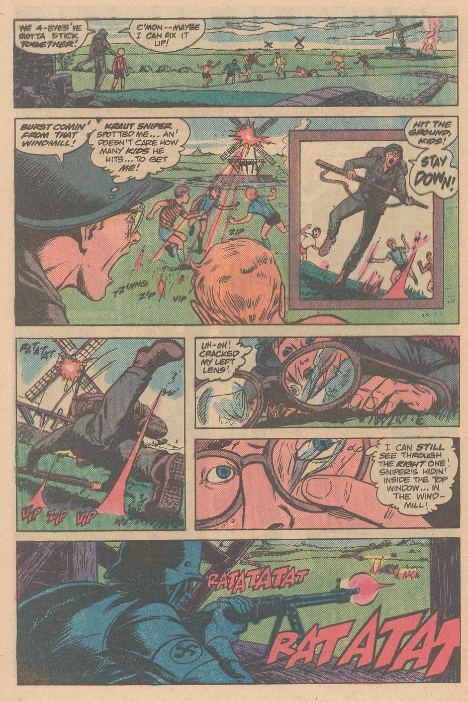 Read online Sgt. Rock comic -  Issue #348 - 25