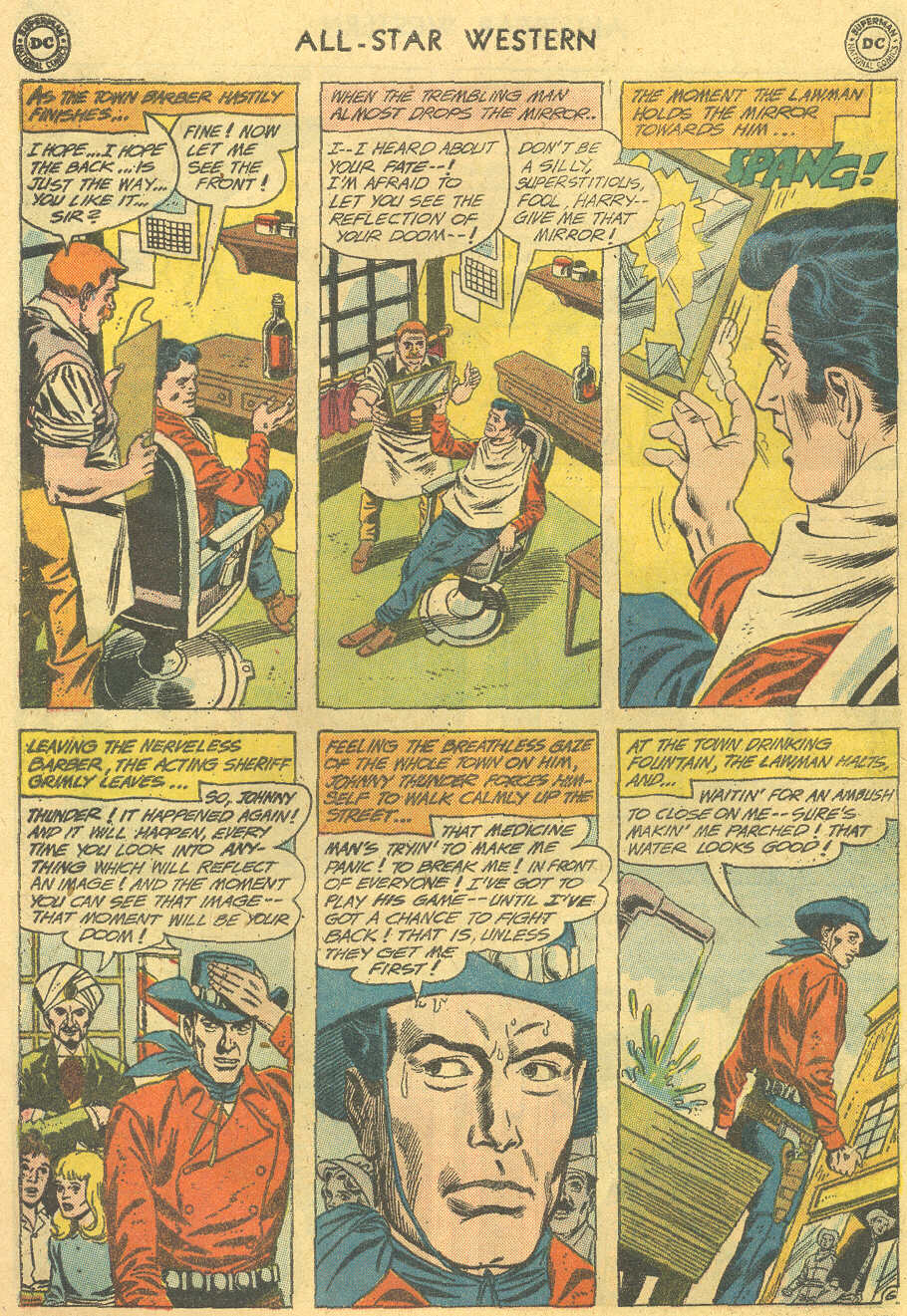 Read online All-Star Western (1951) comic -  Issue #114 - 8